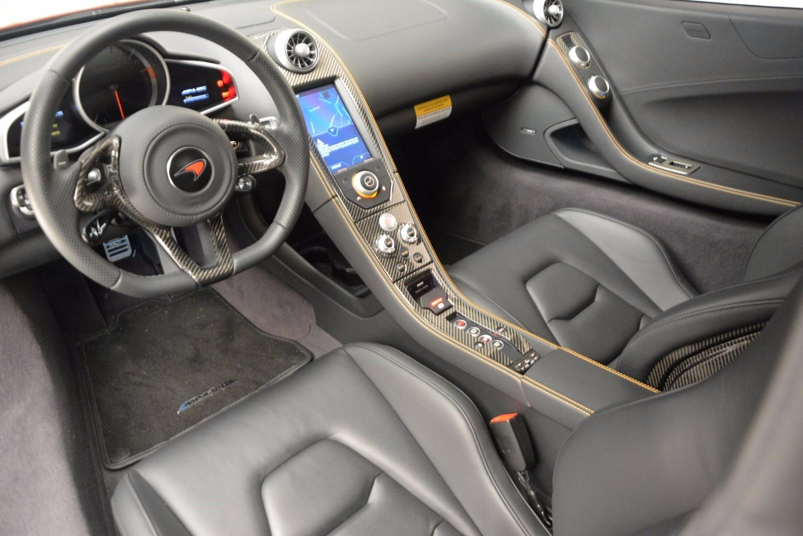 Used 2012 McLaren MP4-12C  For Sale In Westport, CT 1035_p21