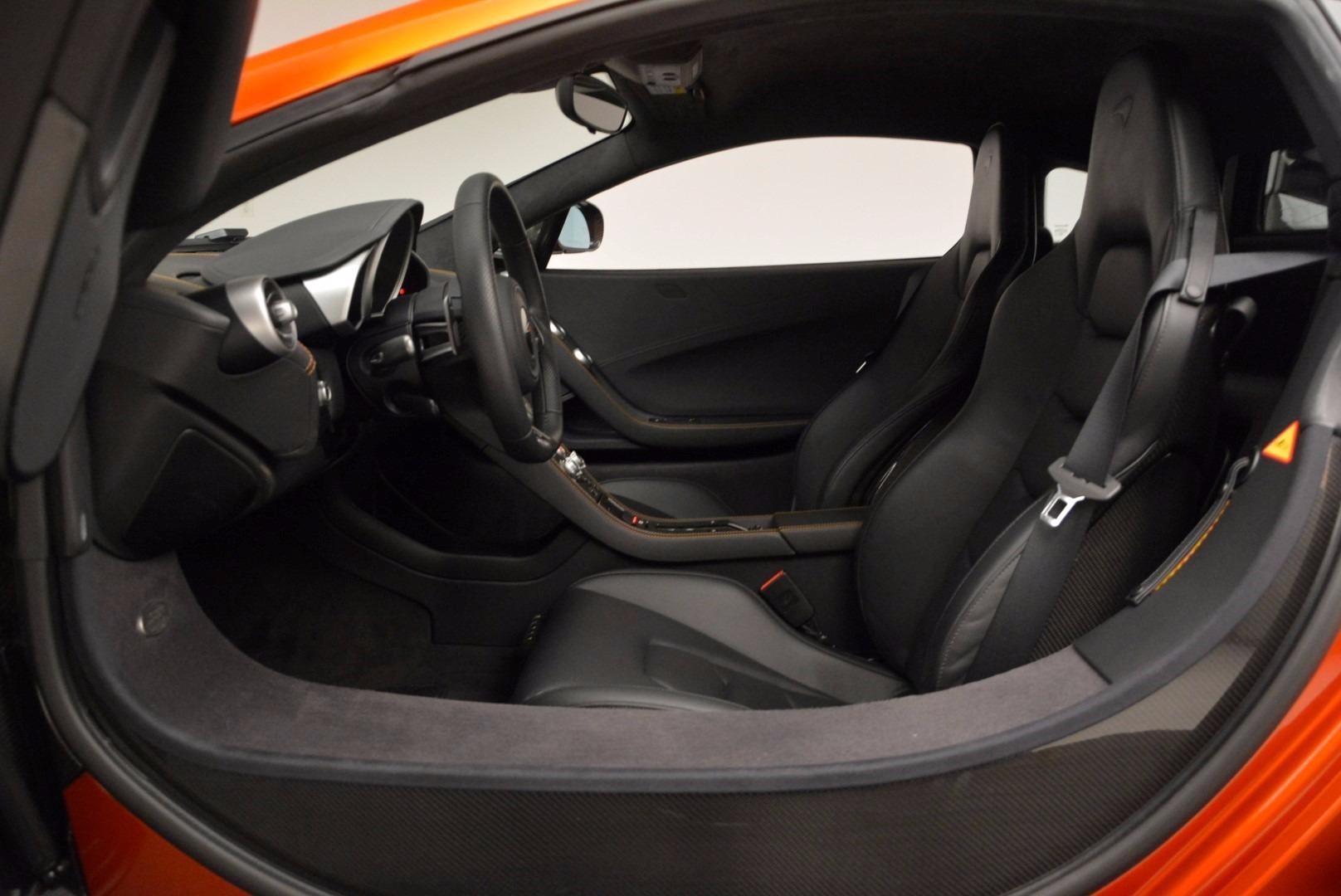 Used 2012 McLaren MP4-12C  For Sale In Westport, CT 1035_p22