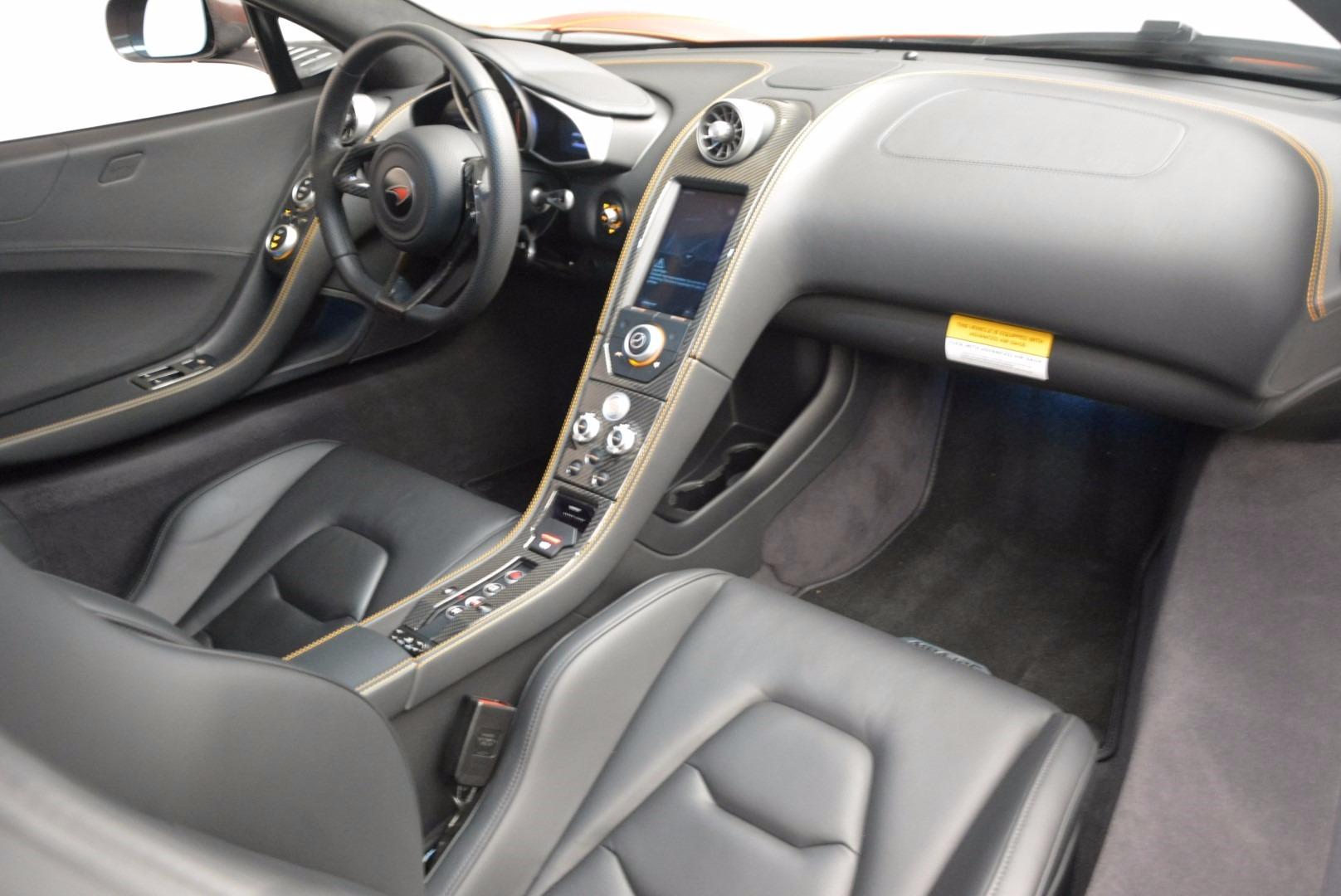 Used 2012 McLaren MP4-12C  For Sale In Westport, CT 1035_p24