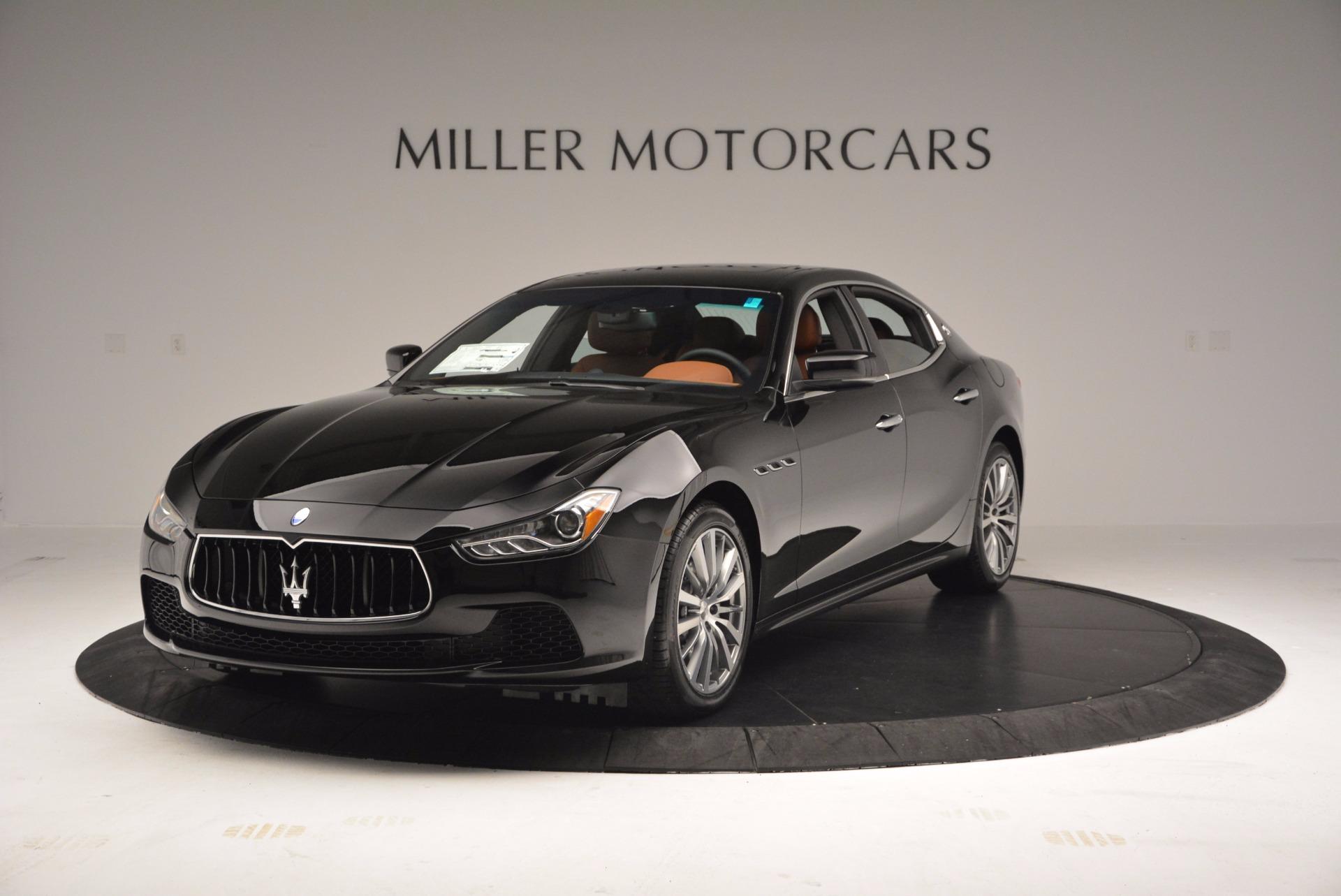 New 2017 Maserati Ghibli SQ4 For Sale In Westport, CT 1036_main