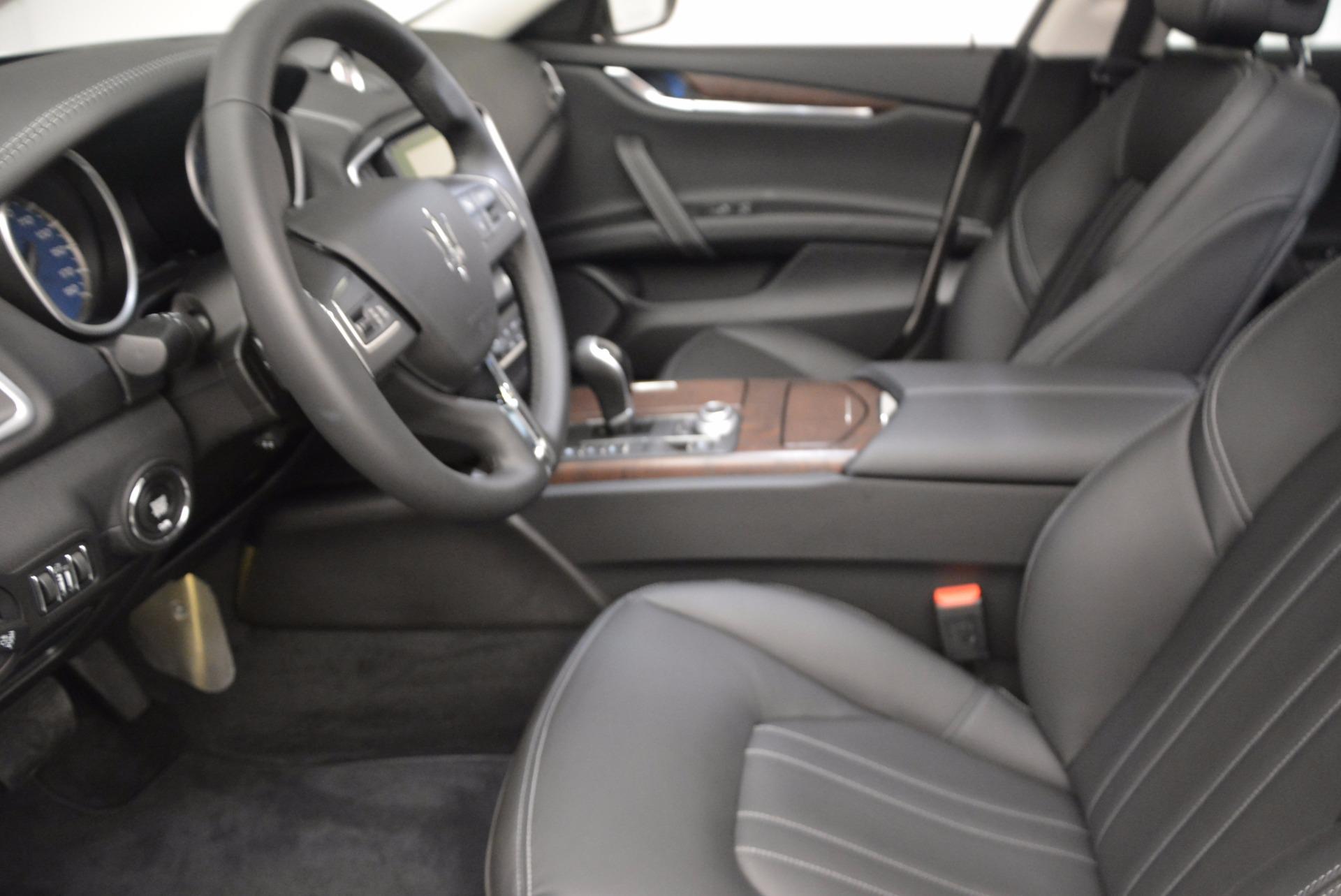 New 2017 Maserati Ghibli SQ4 For Sale In Westport, CT 1036_p14