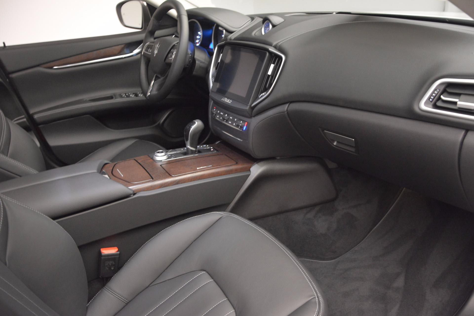 New 2017 Maserati Ghibli SQ4 For Sale In Westport, CT 1036_p20