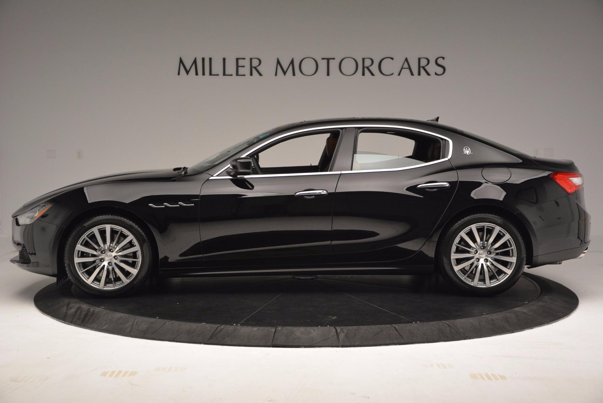 New 2017 Maserati Ghibli SQ4 For Sale In Westport, CT 1036_p3