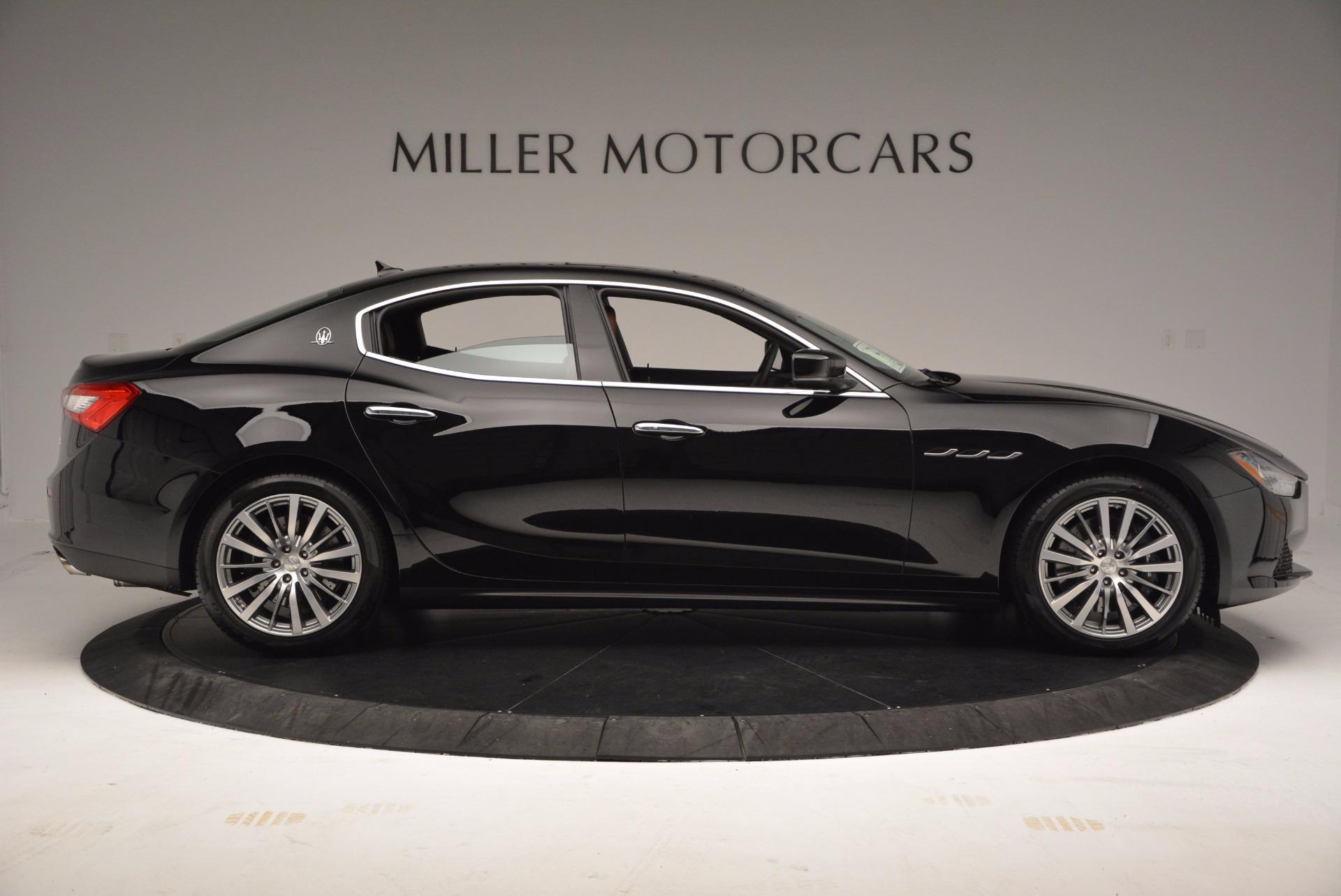 New 2017 Maserati Ghibli SQ4 For Sale In Westport, CT 1036_p9