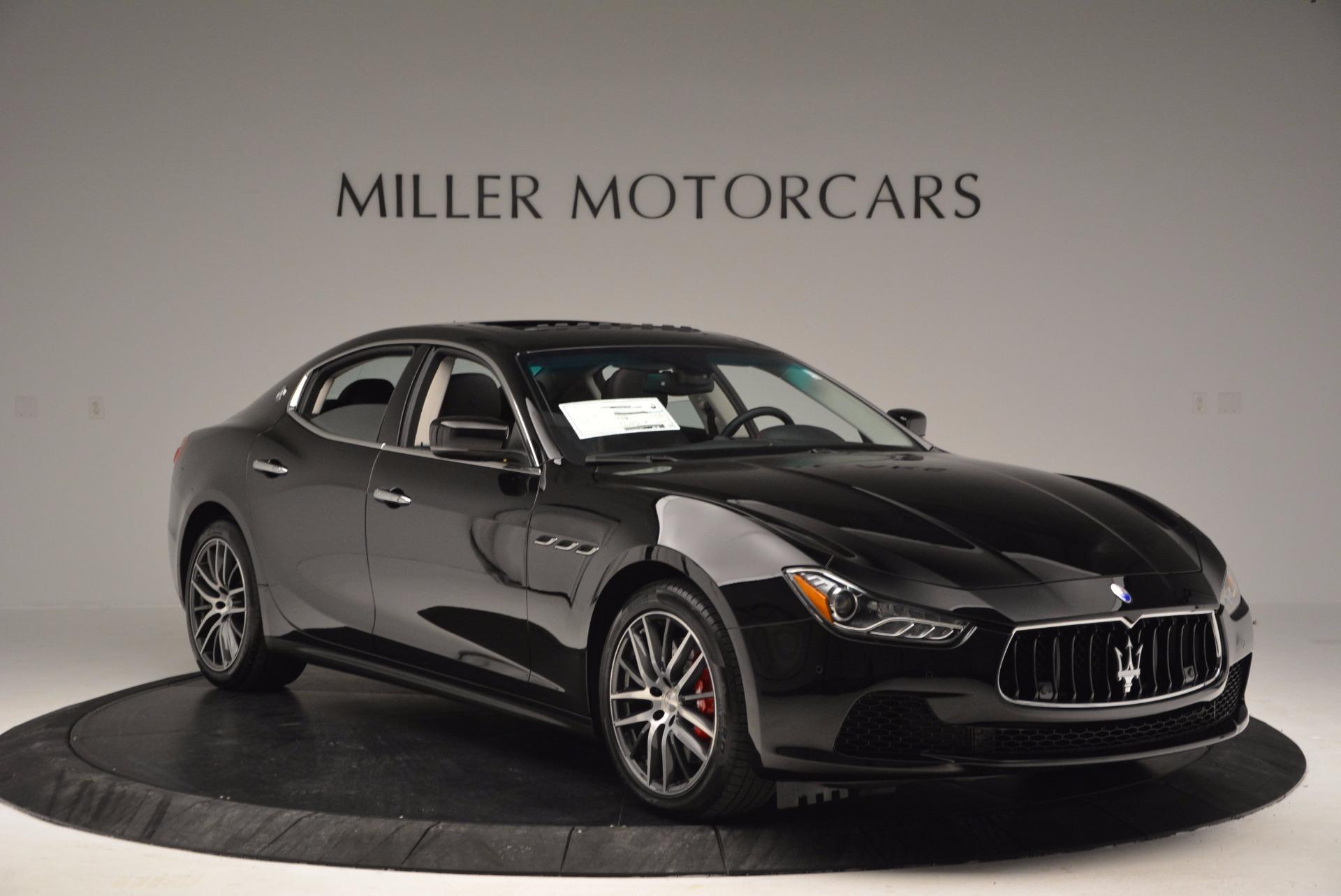 New 2017 Maserati Ghibli S Q4 For Sale In Westport, CT 1038_p10