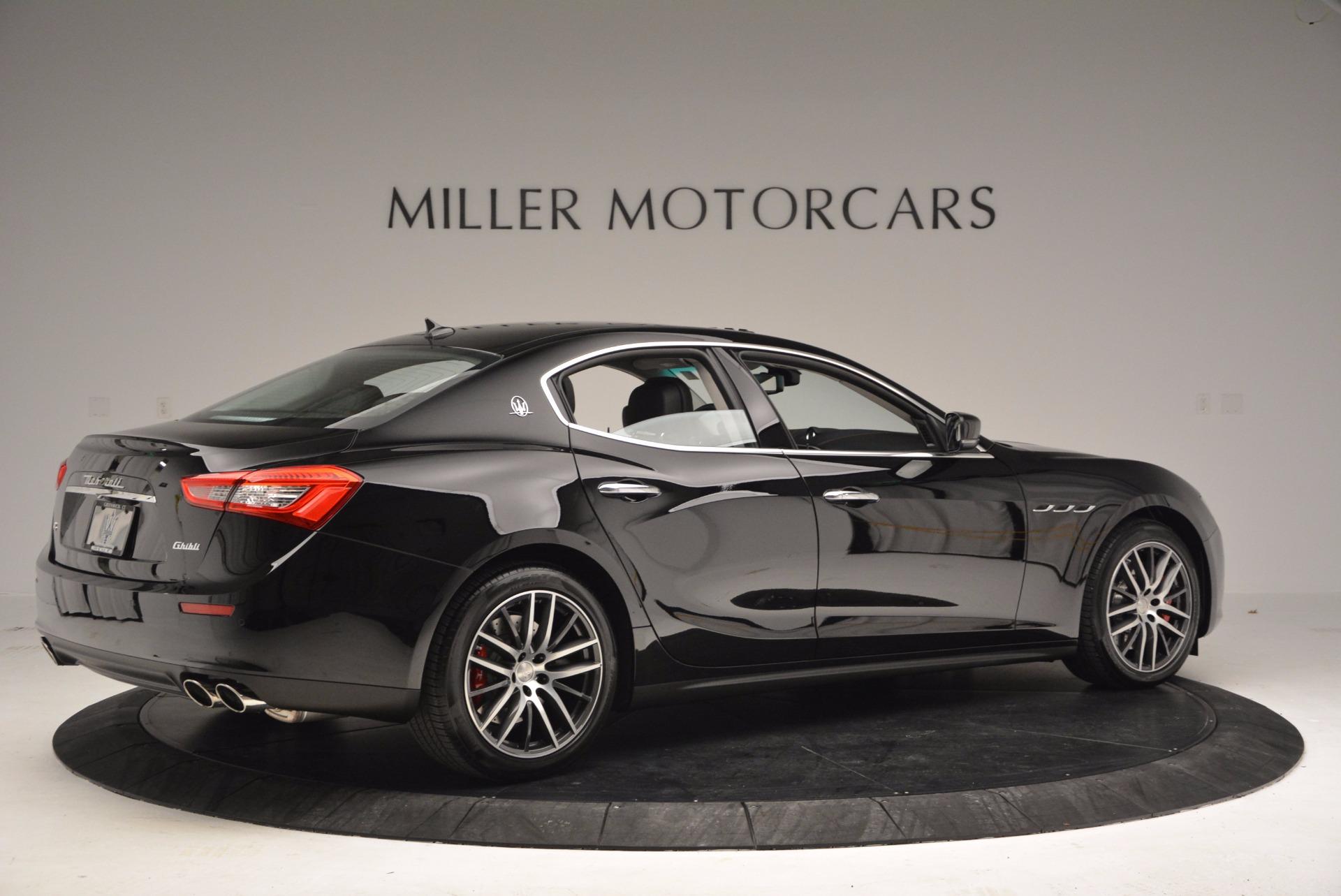 New 2017 Maserati Ghibli S Q4 For Sale In Westport, CT 1038_p7