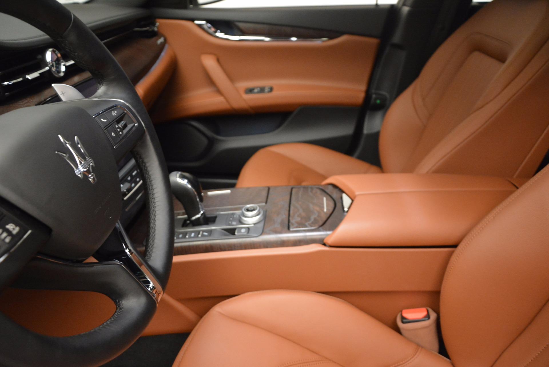 New 2017 Maserati Quattroporte S Q4 For Sale In Westport, CT 1039_p14