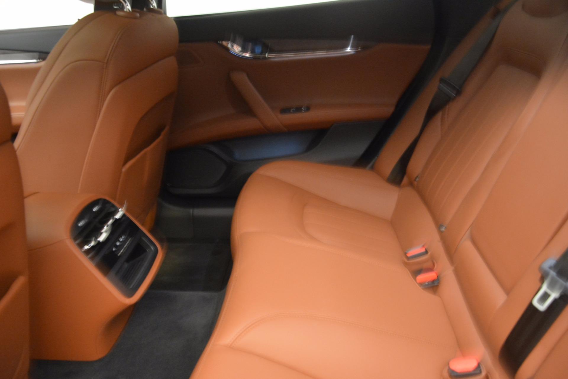 New 2017 Maserati Quattroporte S Q4 For Sale In Westport, CT 1039_p18