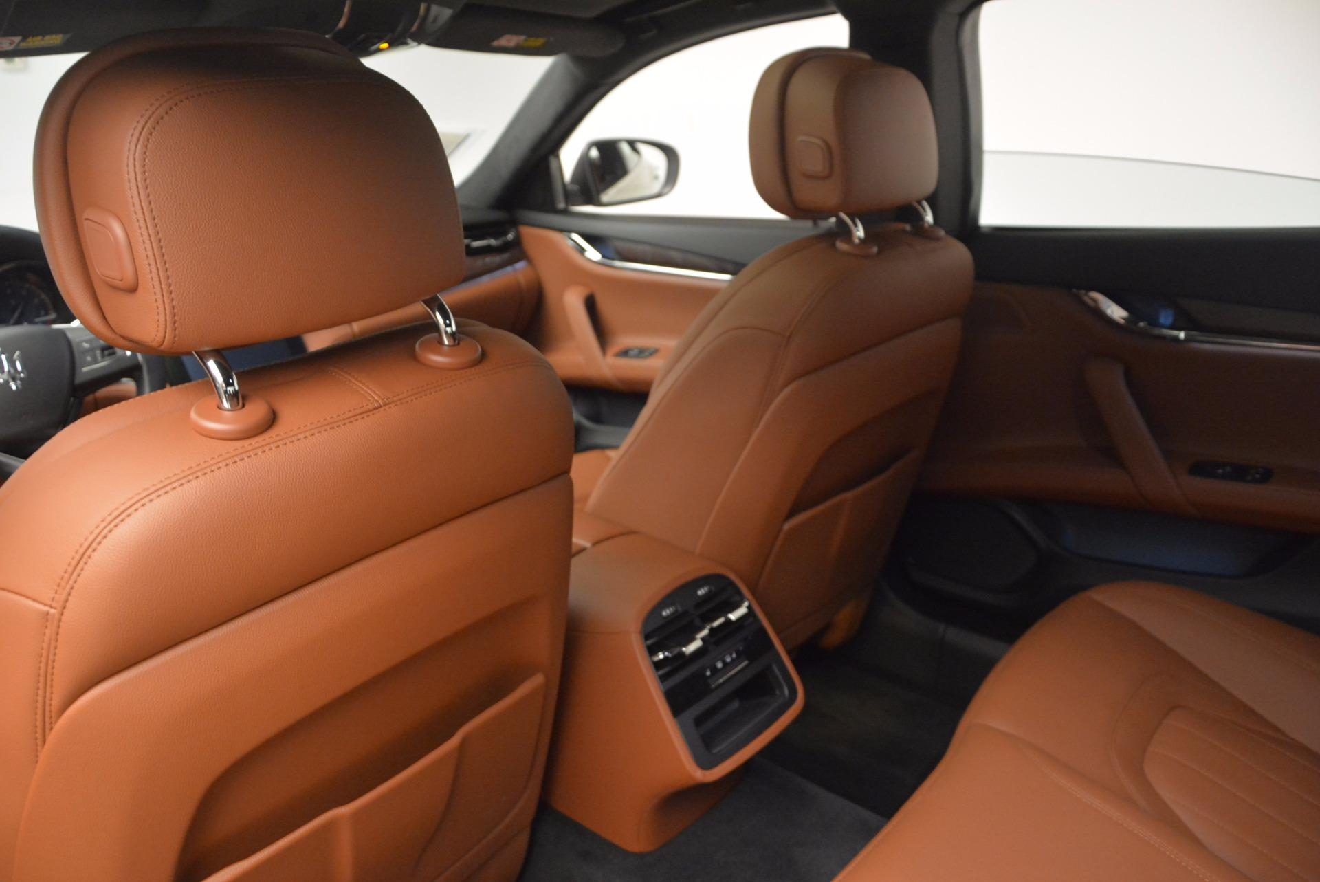 New 2017 Maserati Quattroporte S Q4 For Sale In Westport, CT 1039_p19