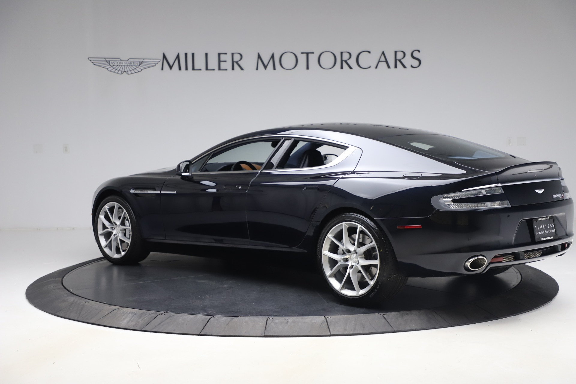 New 2016 Aston Martin Rapide S Base For Sale In Westport, CT 104_p3