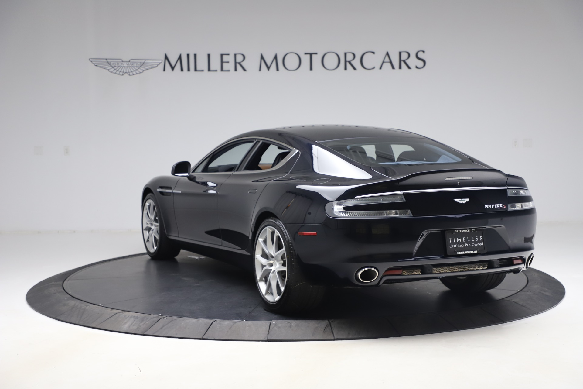New 2016 Aston Martin Rapide S Base For Sale In Westport, CT 104_p4
