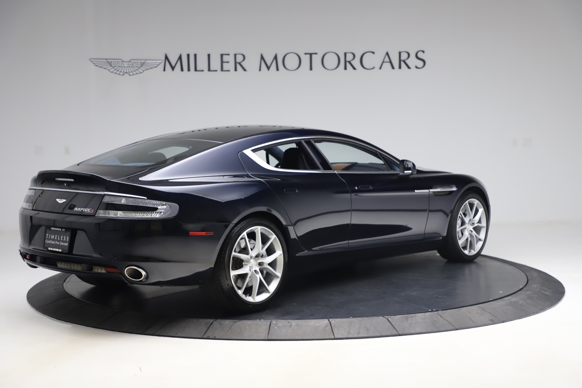 New 2016 Aston Martin Rapide S Base For Sale In Westport, CT 104_p7