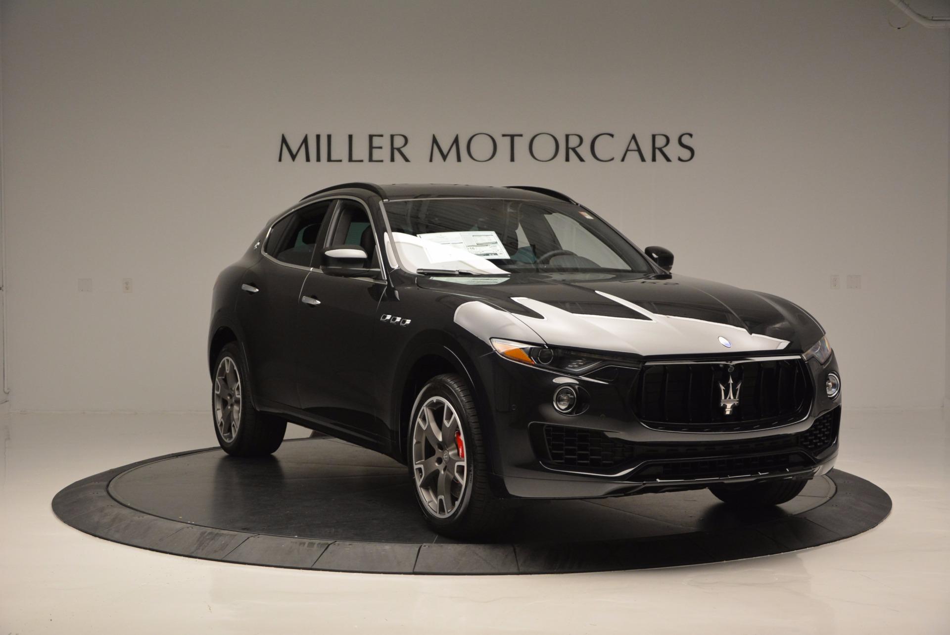 New 2017 Maserati Levante  For Sale In Westport, CT 1040_p11