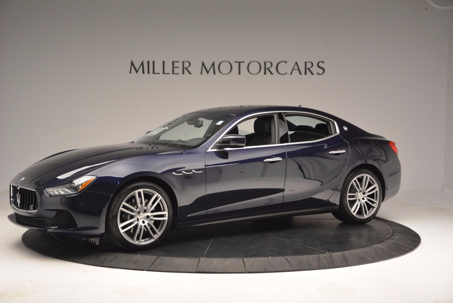 New 2017 Maserati Ghibli S Q4 For Sale In Westport, CT 1041_p2