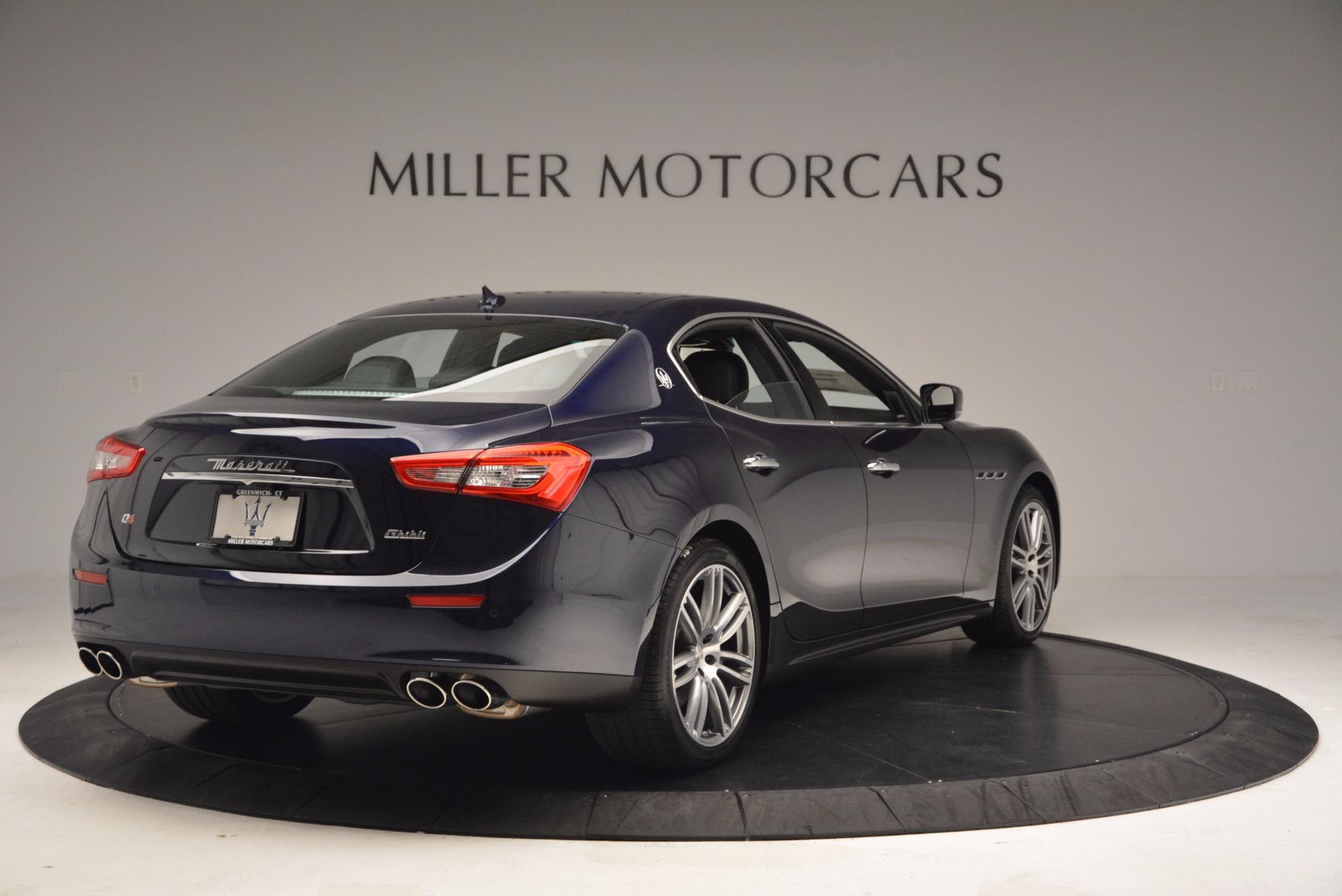 New 2017 Maserati Ghibli S Q4 For Sale In Westport, CT 1041_p7