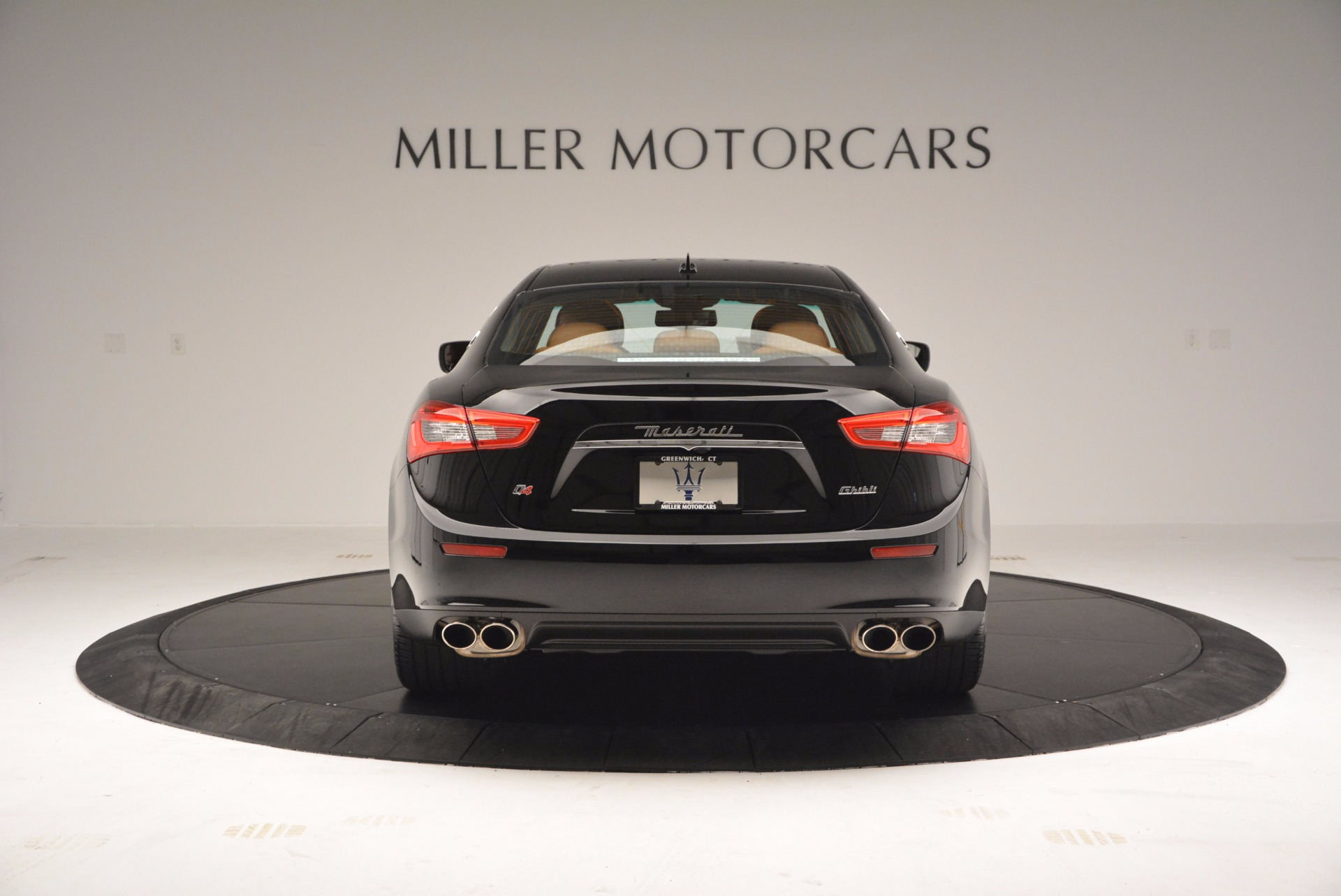 New 2017 Maserati Ghibli SQ4 For Sale In Westport, CT 1043_p6