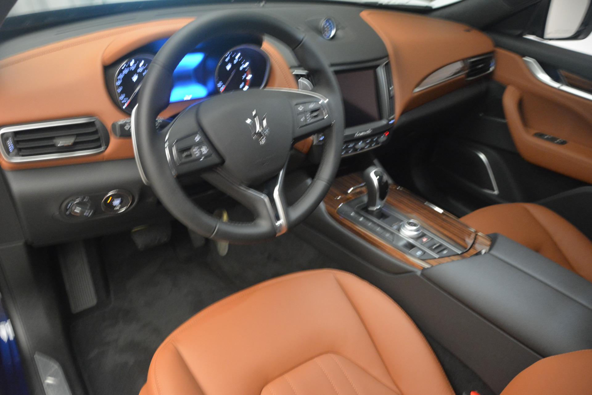New 2017 Maserati Levante  For Sale In Westport, CT 1045_p13