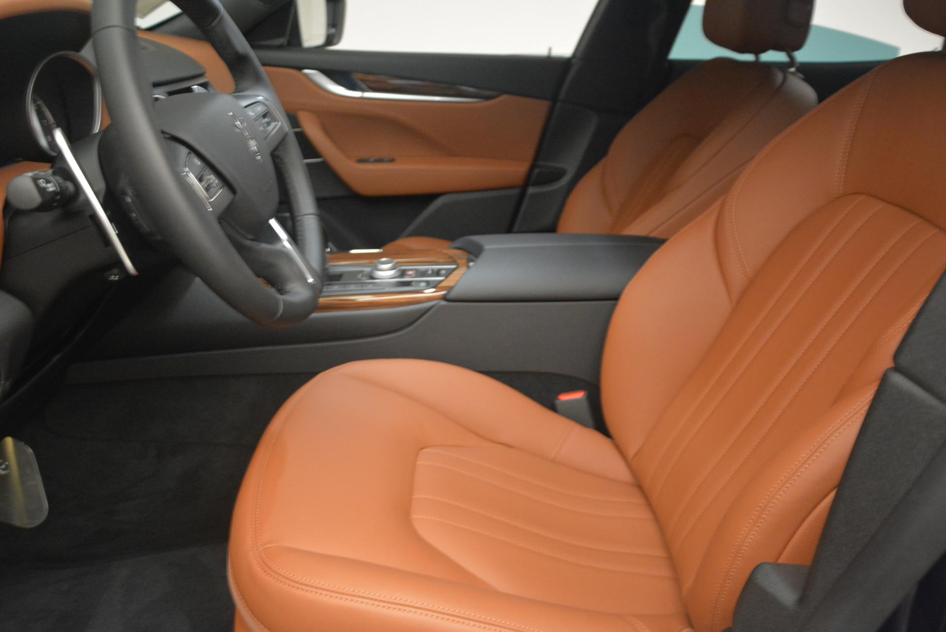 New 2017 Maserati Levante  For Sale In Westport, CT 1045_p14