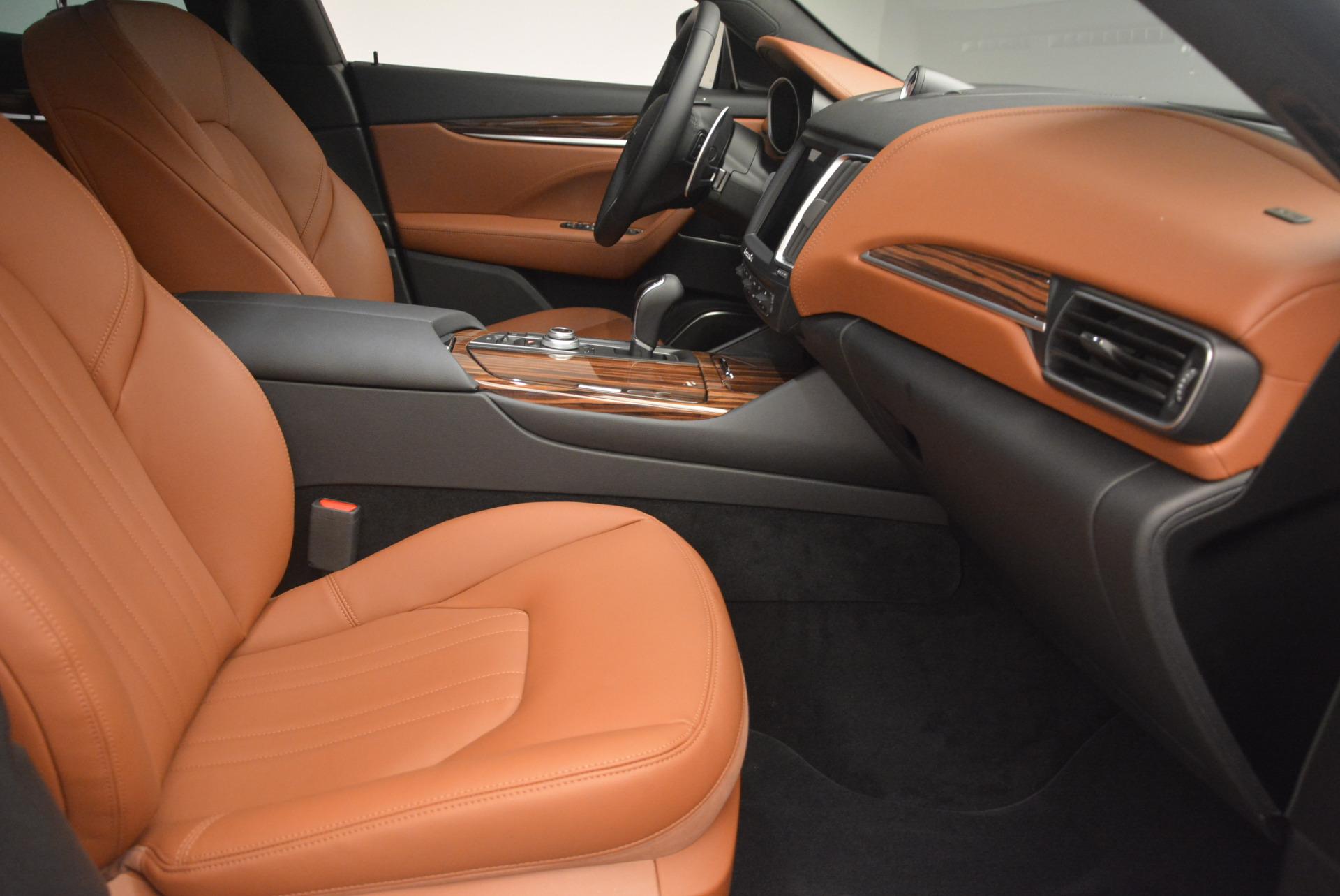 New 2017 Maserati Levante  For Sale In Westport, CT 1045_p24