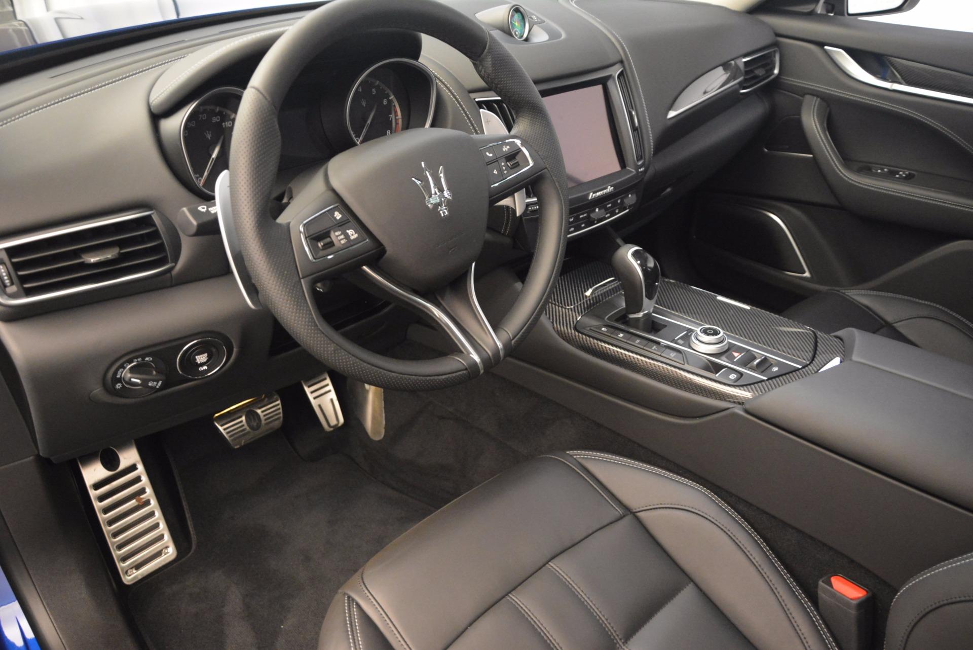 Used 2017 Maserati Levante  For Sale In Westport, CT 1046_p13