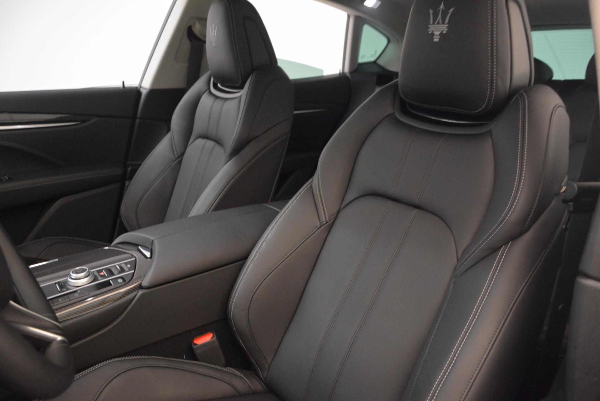 Used 2017 Maserati Levante  For Sale In Westport, CT 1046_p15