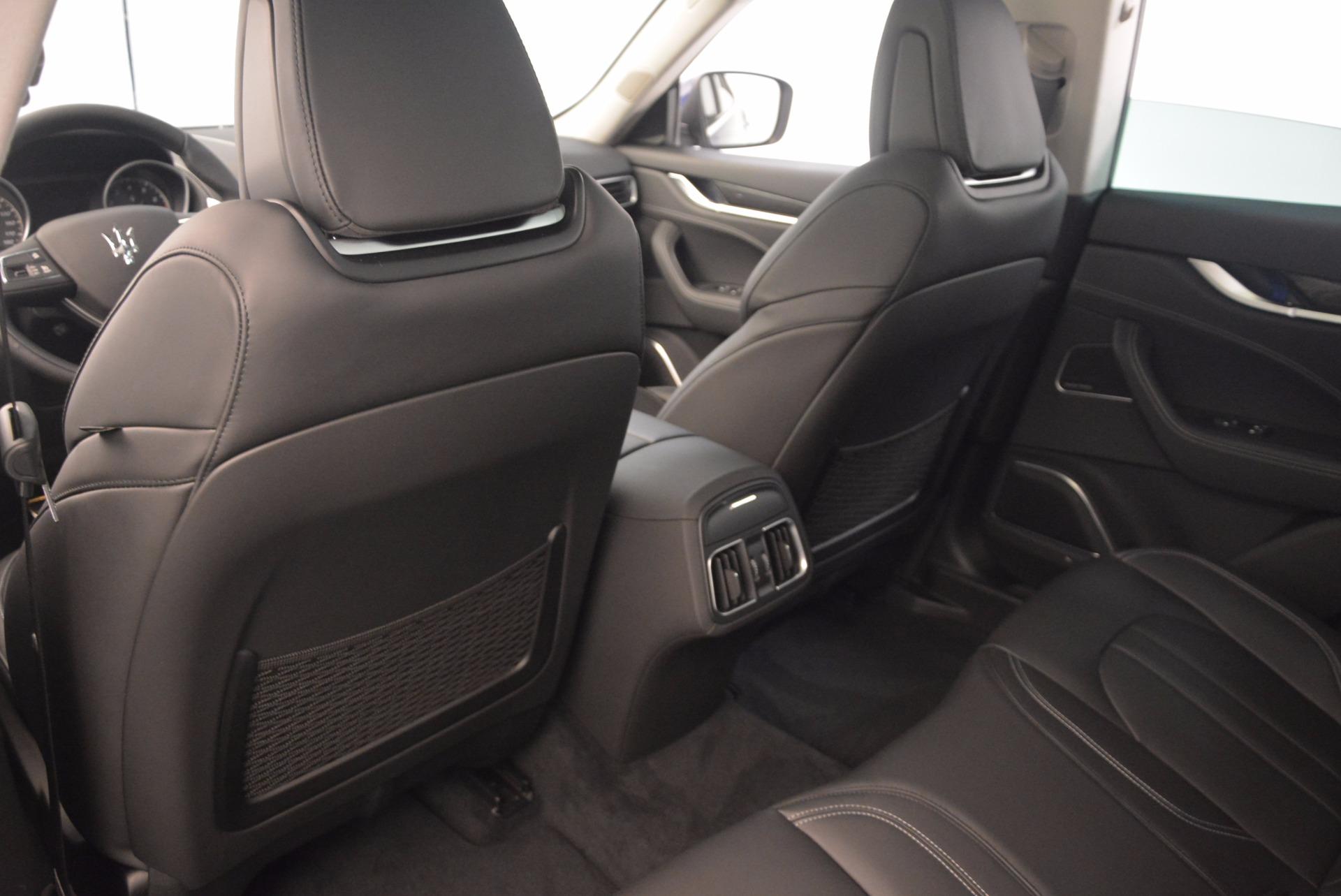 Used 2017 Maserati Levante  For Sale In Westport, CT 1046_p18