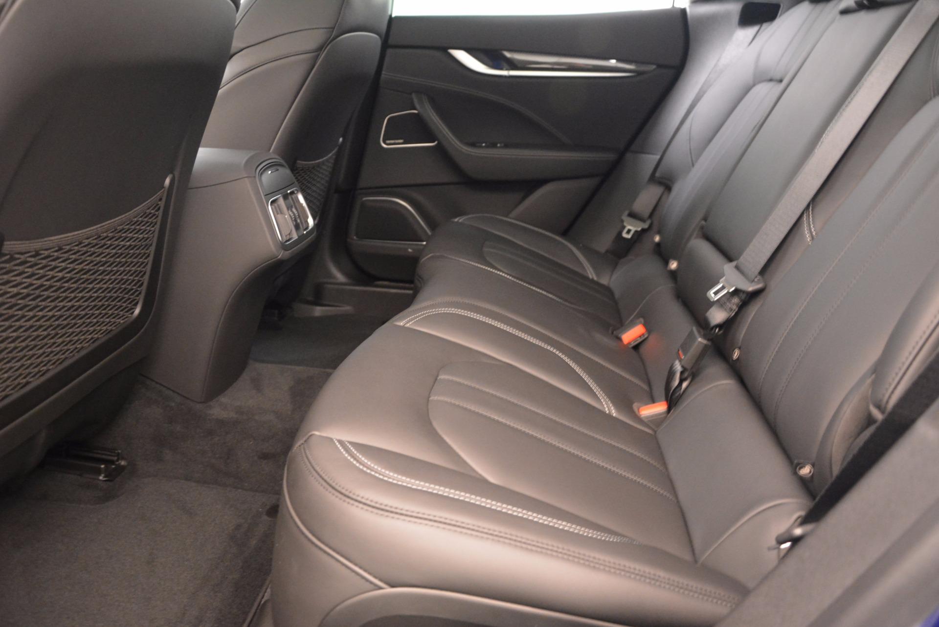 Used 2017 Maserati Levante  For Sale In Westport, CT 1046_p19
