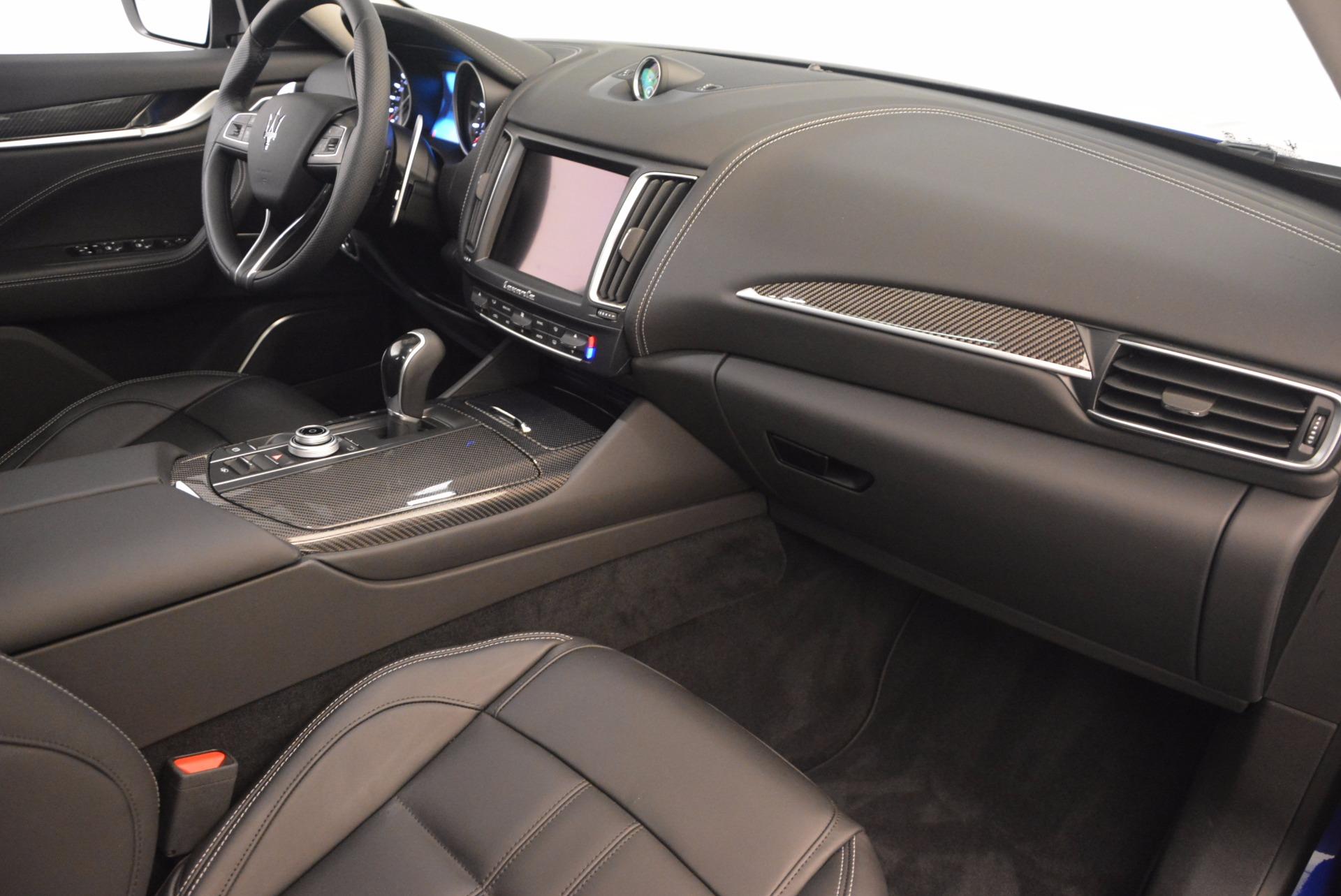 Used 2017 Maserati Levante  For Sale In Westport, CT 1046_p21