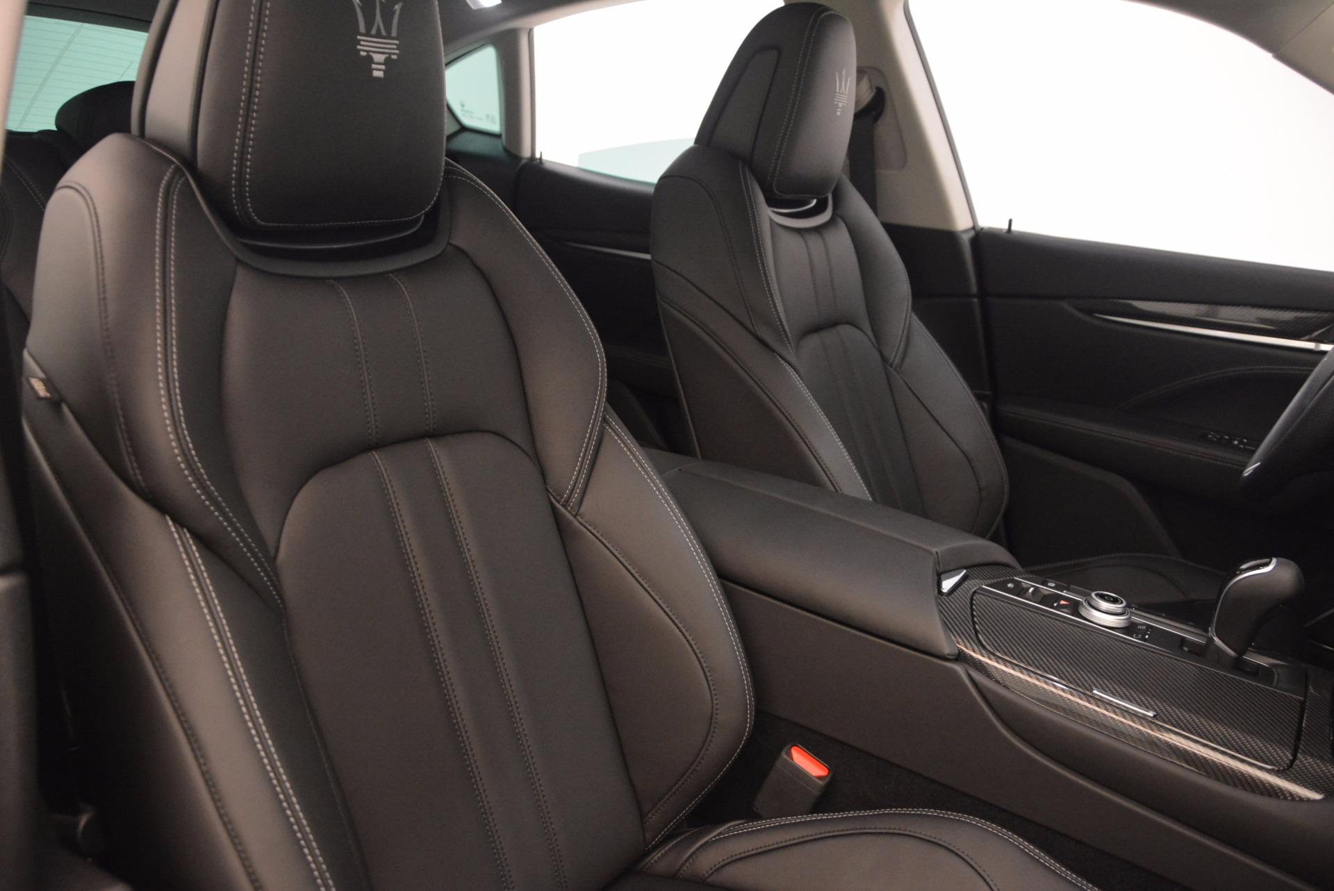 Used 2017 Maserati Levante  For Sale In Westport, CT 1046_p23