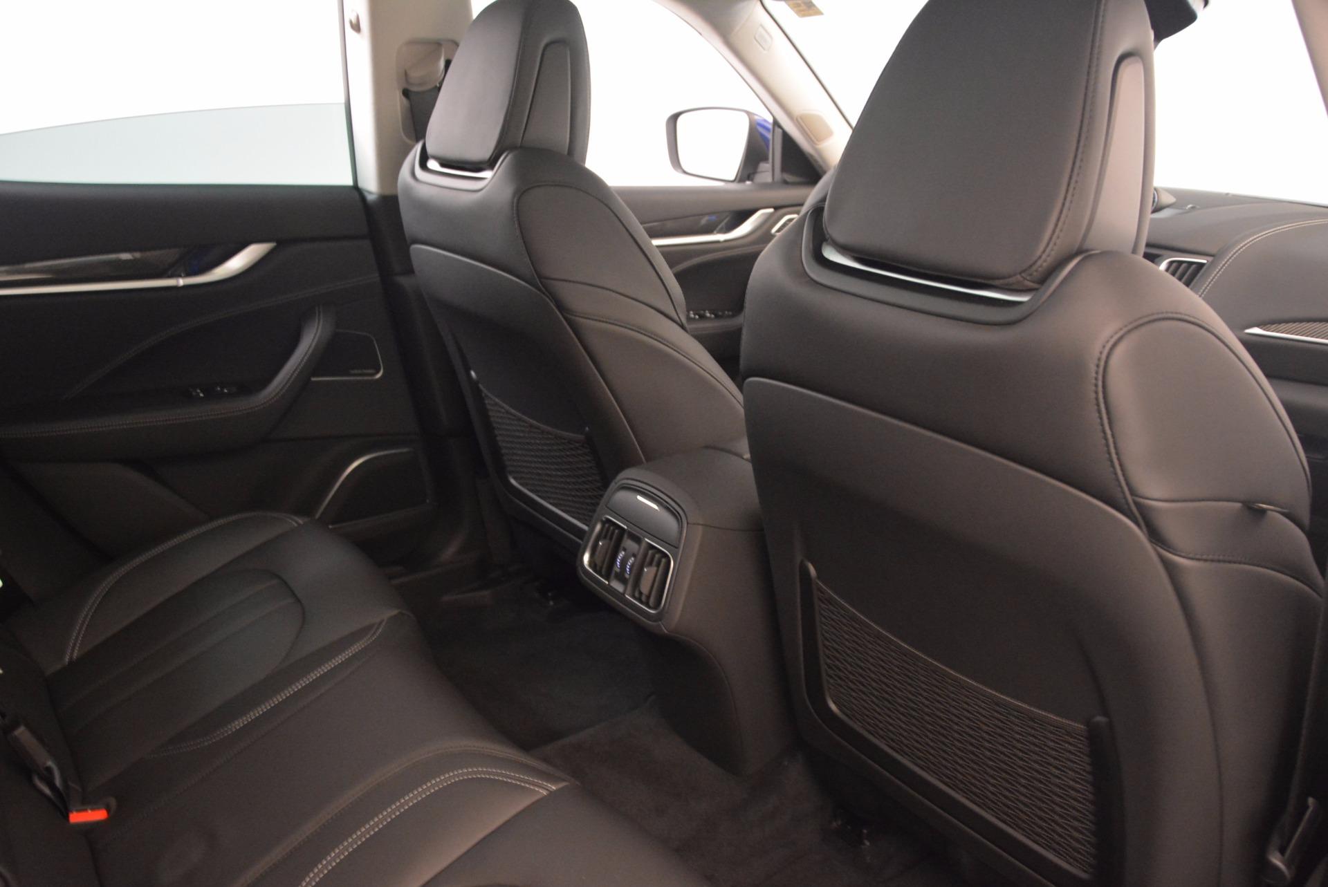 Used 2017 Maserati Levante  For Sale In Westport, CT 1046_p24