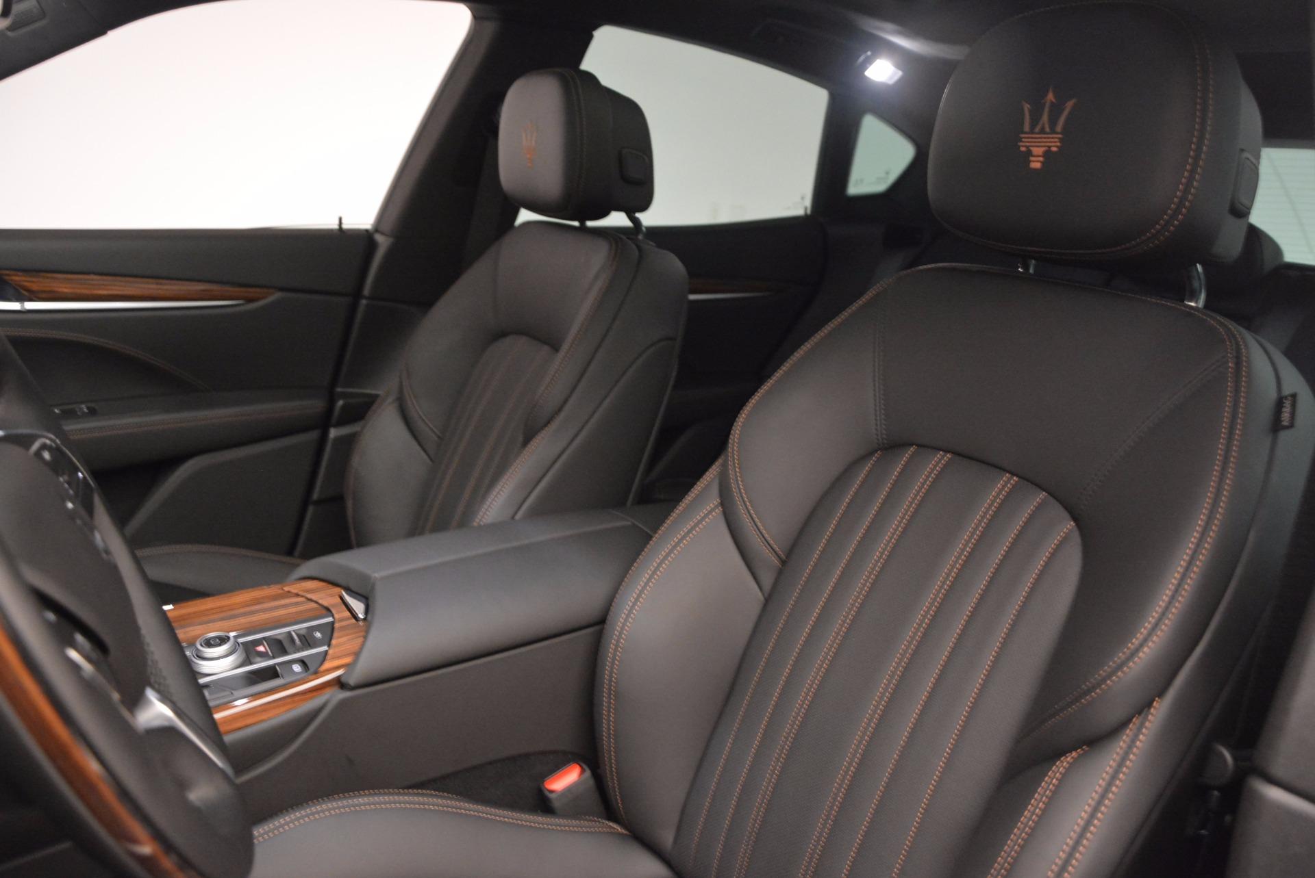 New 2017 Maserati Levante  For Sale In Westport, CT 1047_p13