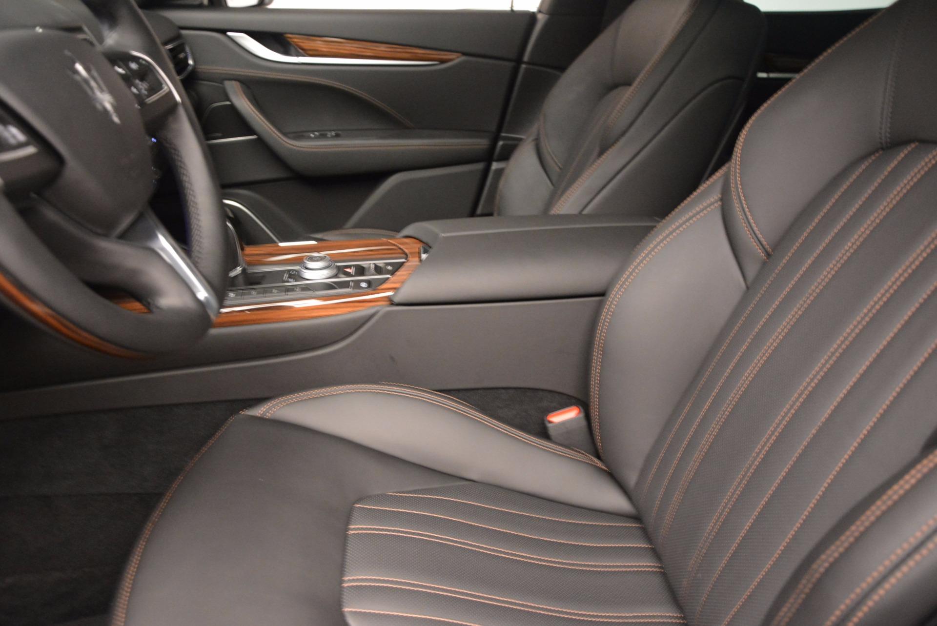 New 2017 Maserati Levante  For Sale In Westport, CT 1047_p14