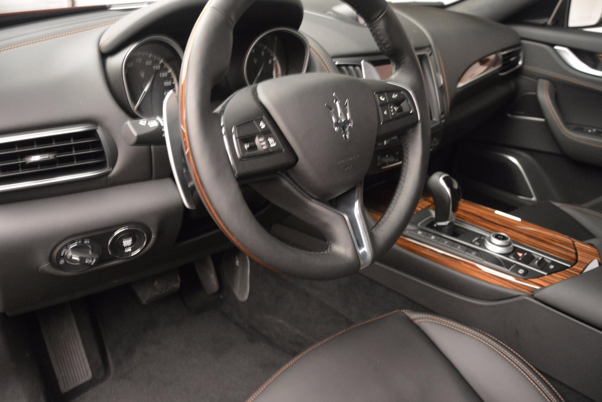 New 2017 Maserati Levante  For Sale In Westport, CT 1047_p15
