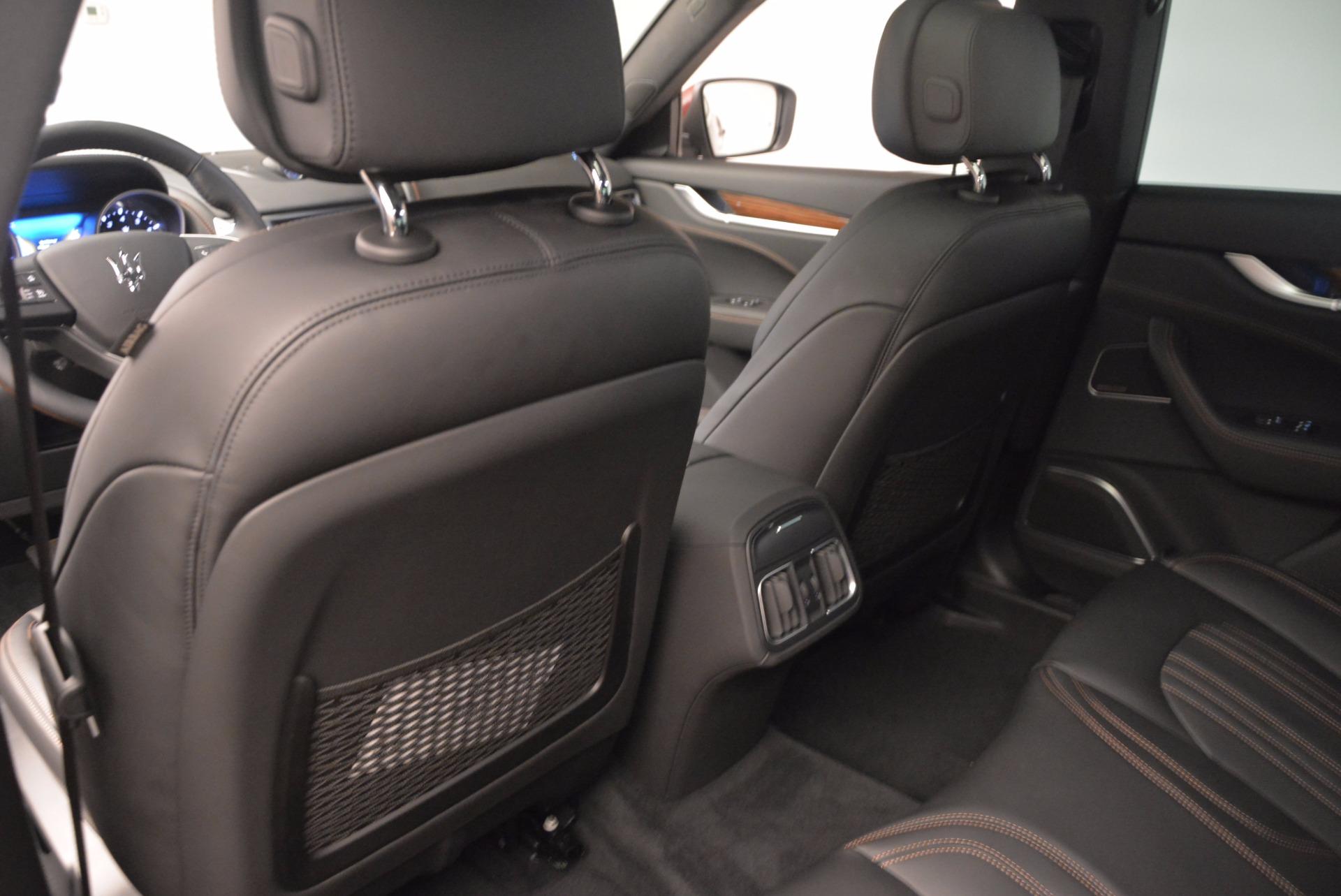 New 2017 Maserati Levante  For Sale In Westport, CT 1047_p19