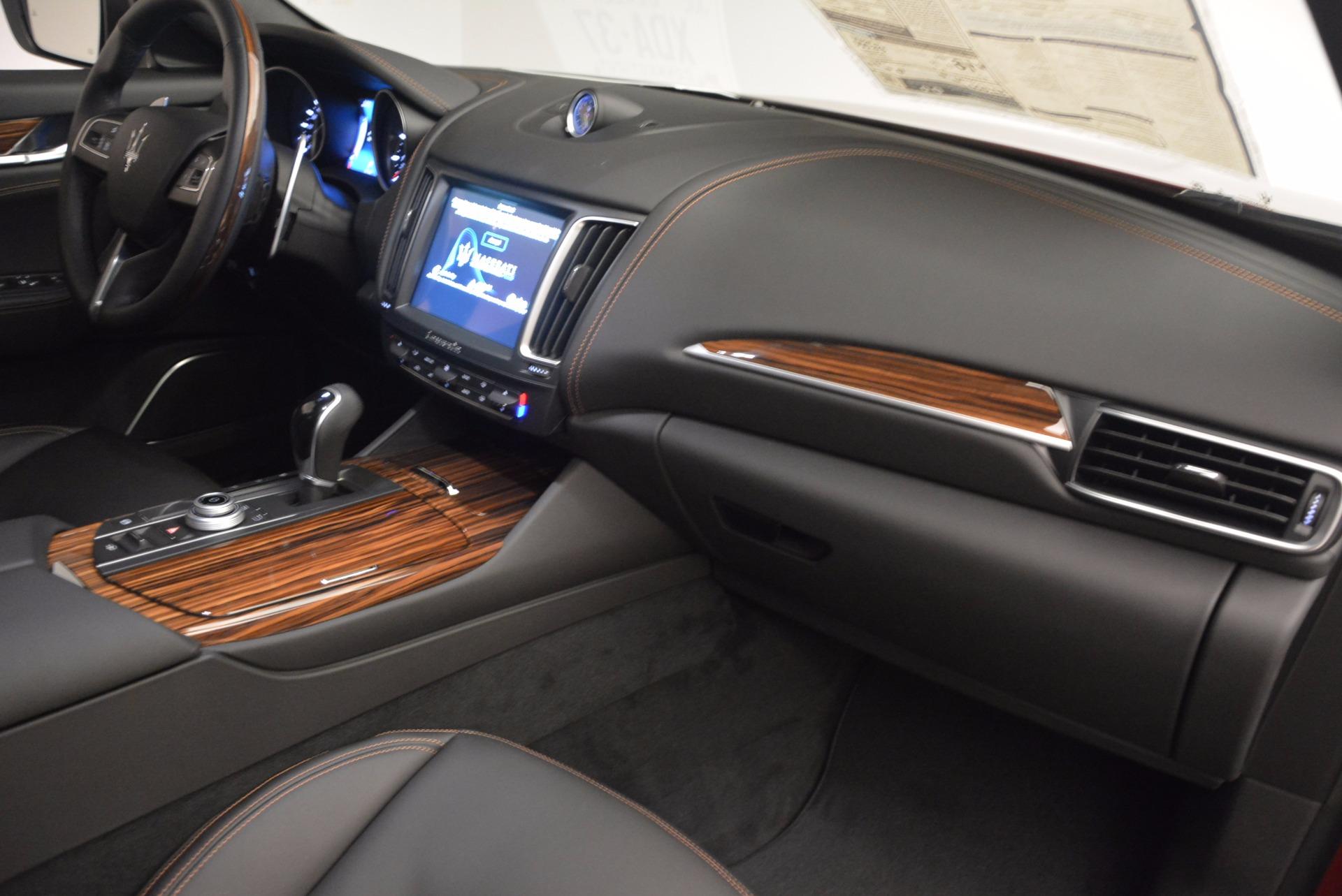New 2017 Maserati Levante  For Sale In Westport, CT 1047_p21