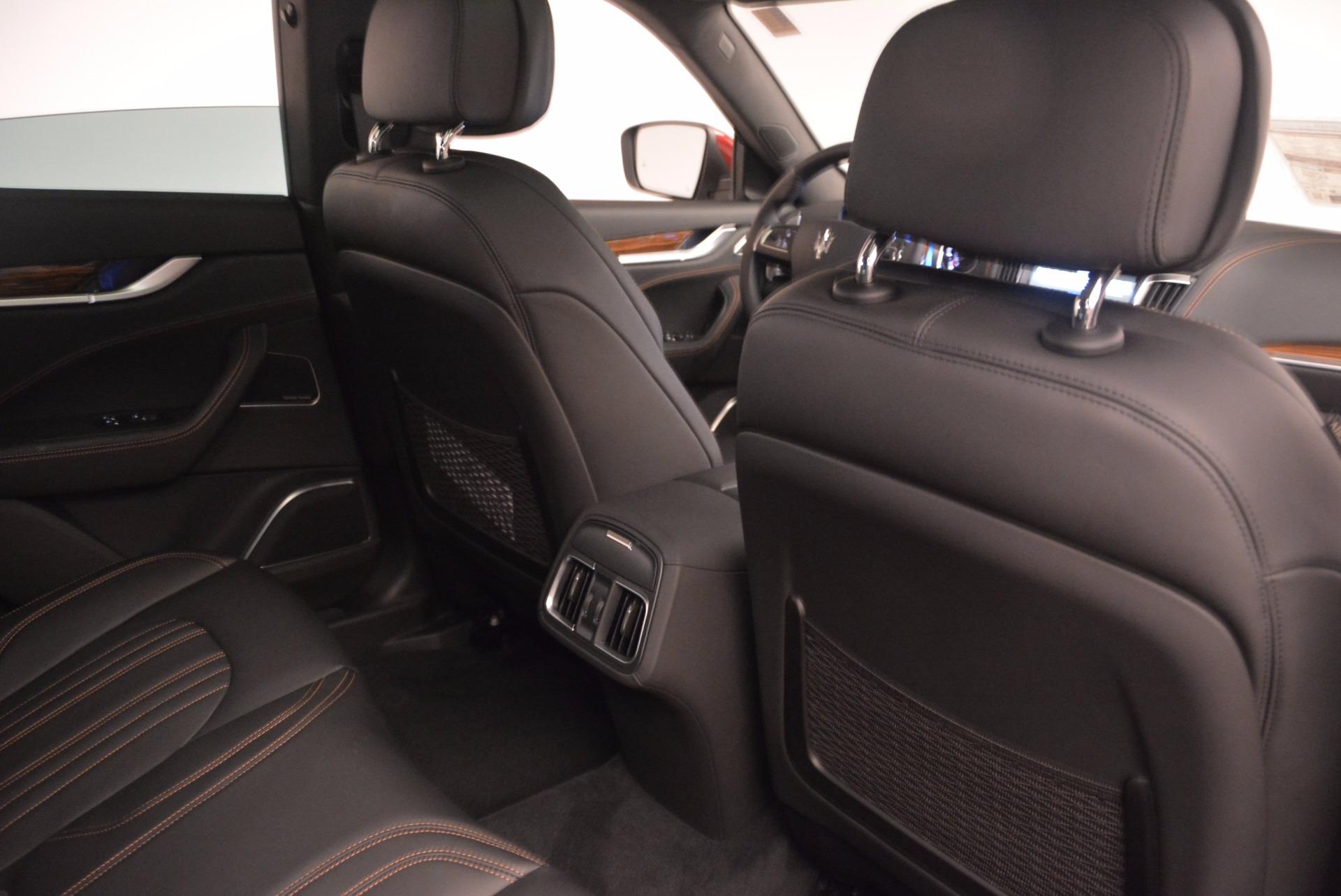 New 2017 Maserati Levante  For Sale In Westport, CT 1047_p24