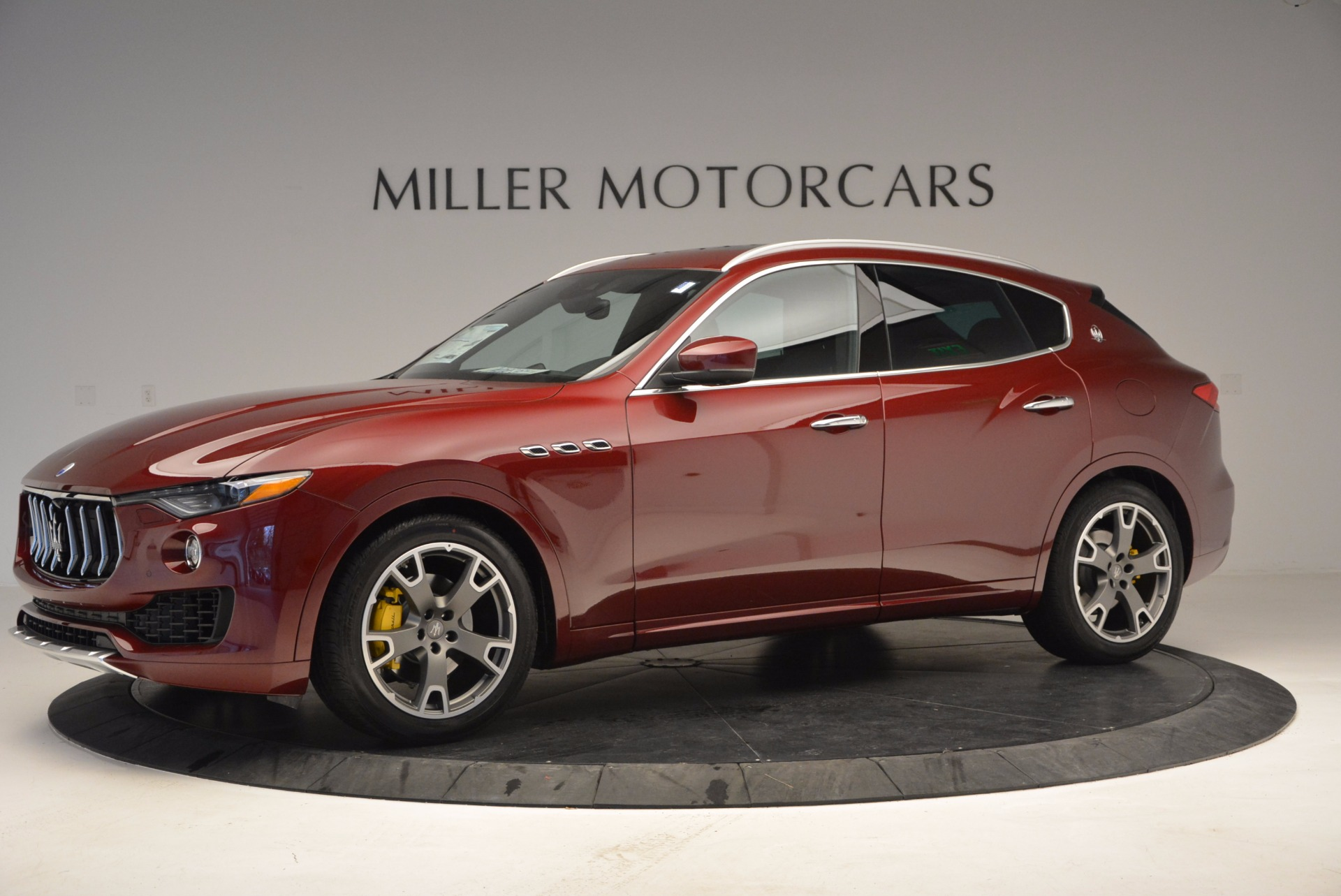New 2017 Maserati Levante  For Sale In Westport, CT 1047_p2
