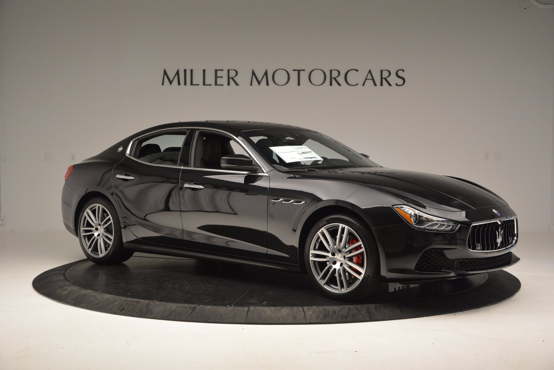 New 2017 Maserati Ghibli S Q4 For Sale In Westport, CT 1048_p9