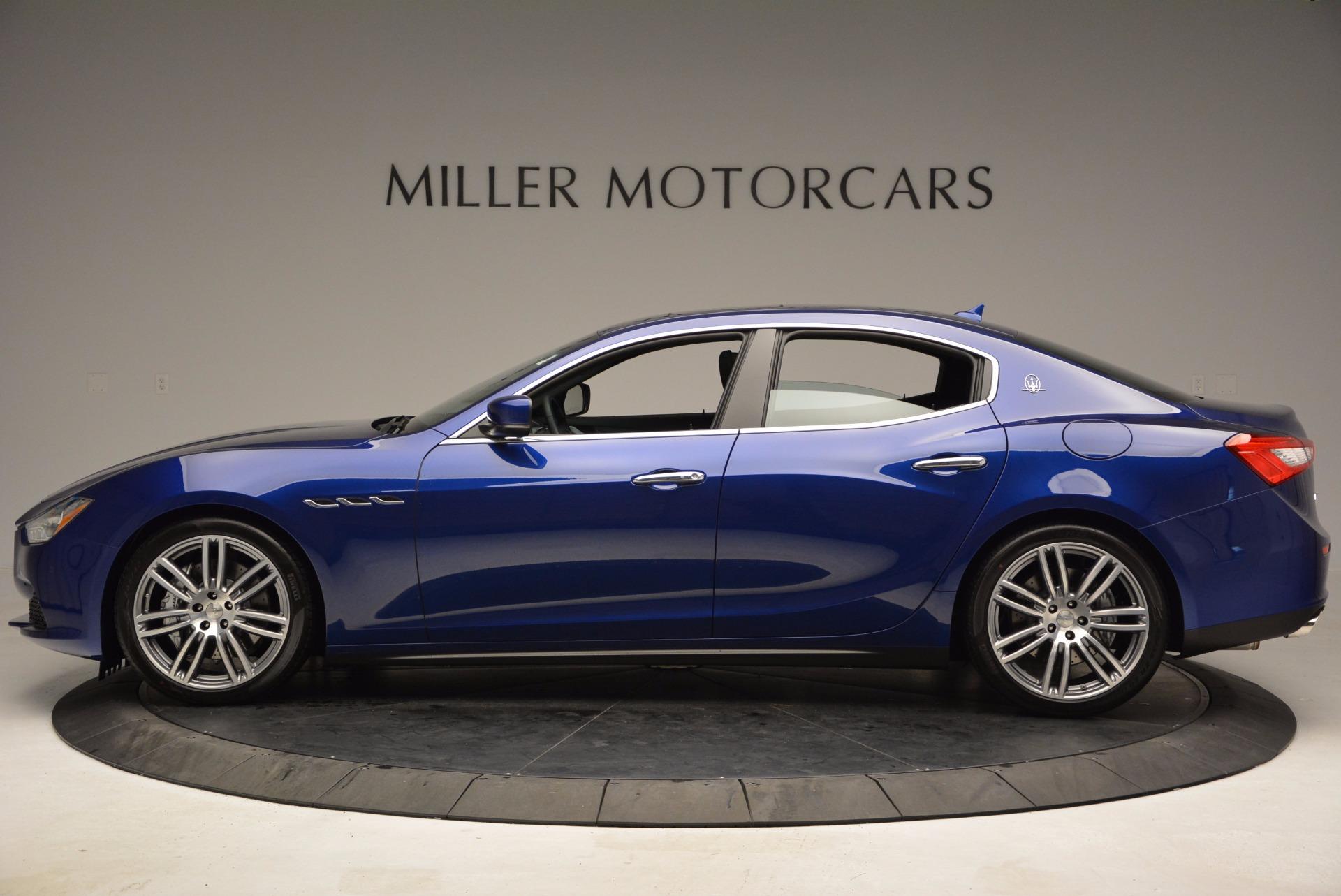 New 2017 Maserati Ghibli S Q4 For Sale In Westport, CT 1049_p3