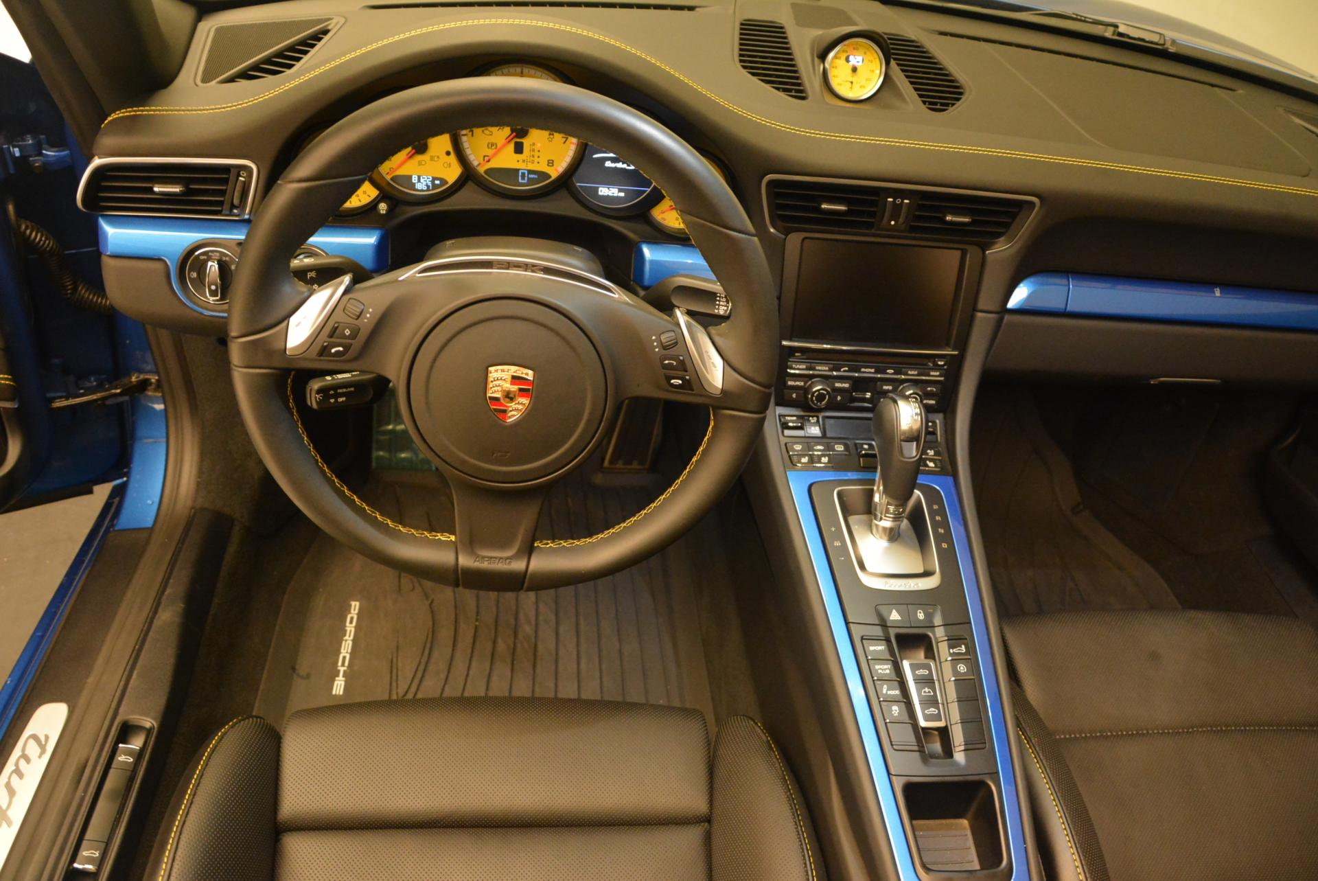 Used 2014 Porsche 911 Turbo S For Sale In Westport, CT 105_p19