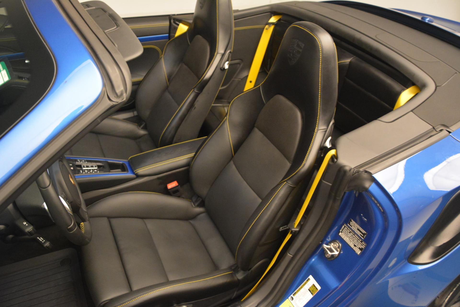 Used 2014 Porsche 911 Turbo S For Sale In Westport, CT 105_p21