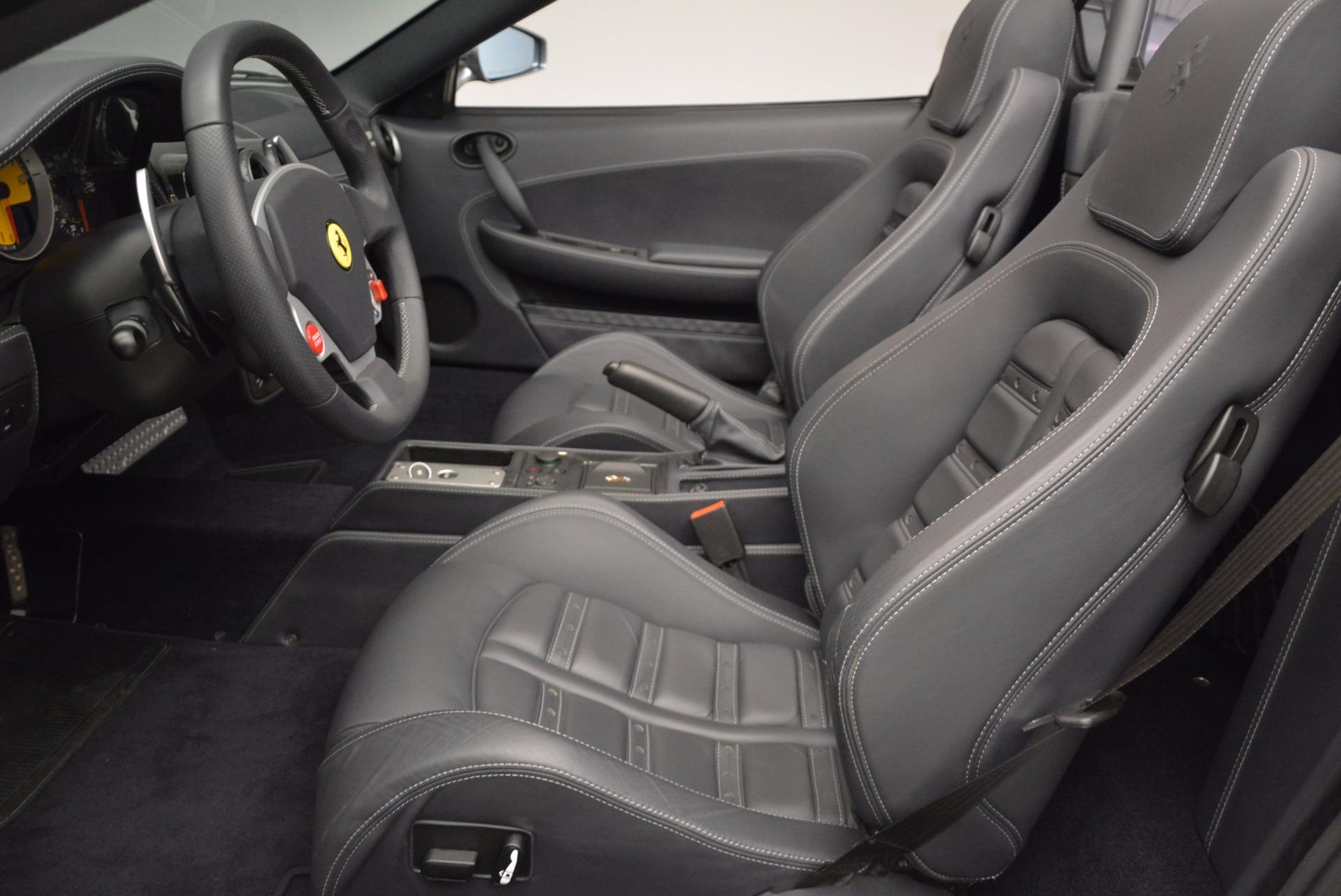 Used 2007 Ferrari F430 Spider For Sale In Westport, CT 1052_p26