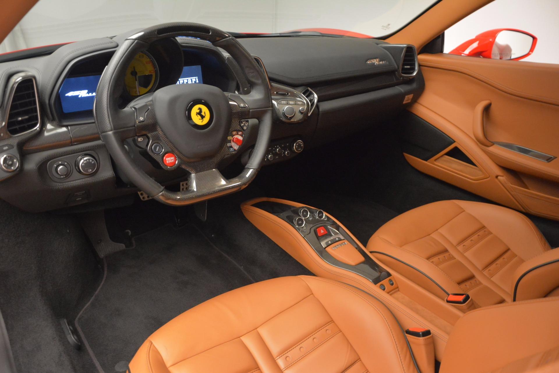 Used 2011 Ferrari 458 Italia  For Sale In Westport, CT 1054_p13