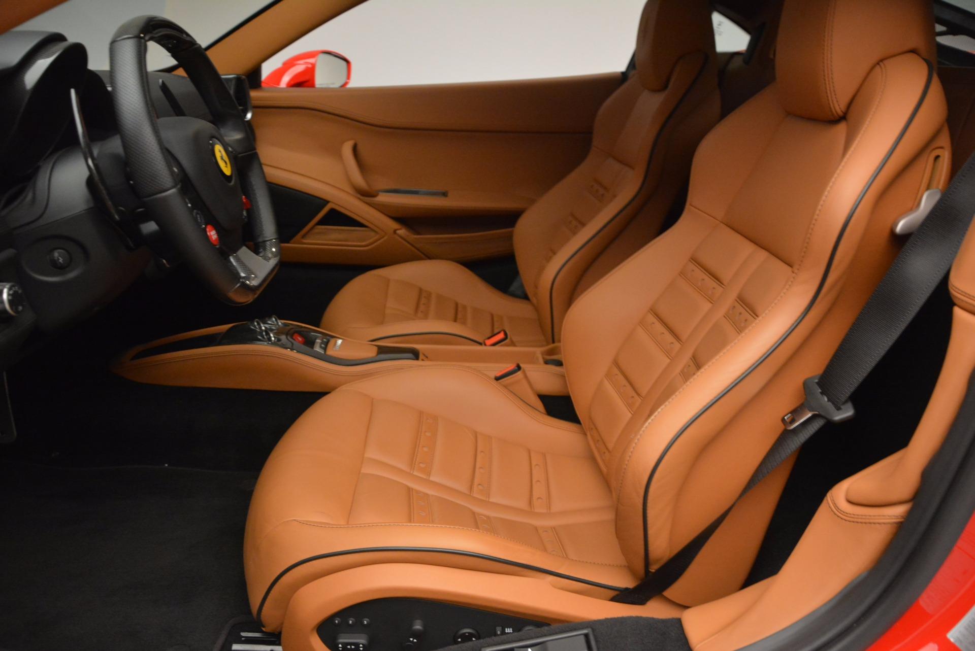 Used 2011 Ferrari 458 Italia  For Sale In Westport, CT 1054_p14