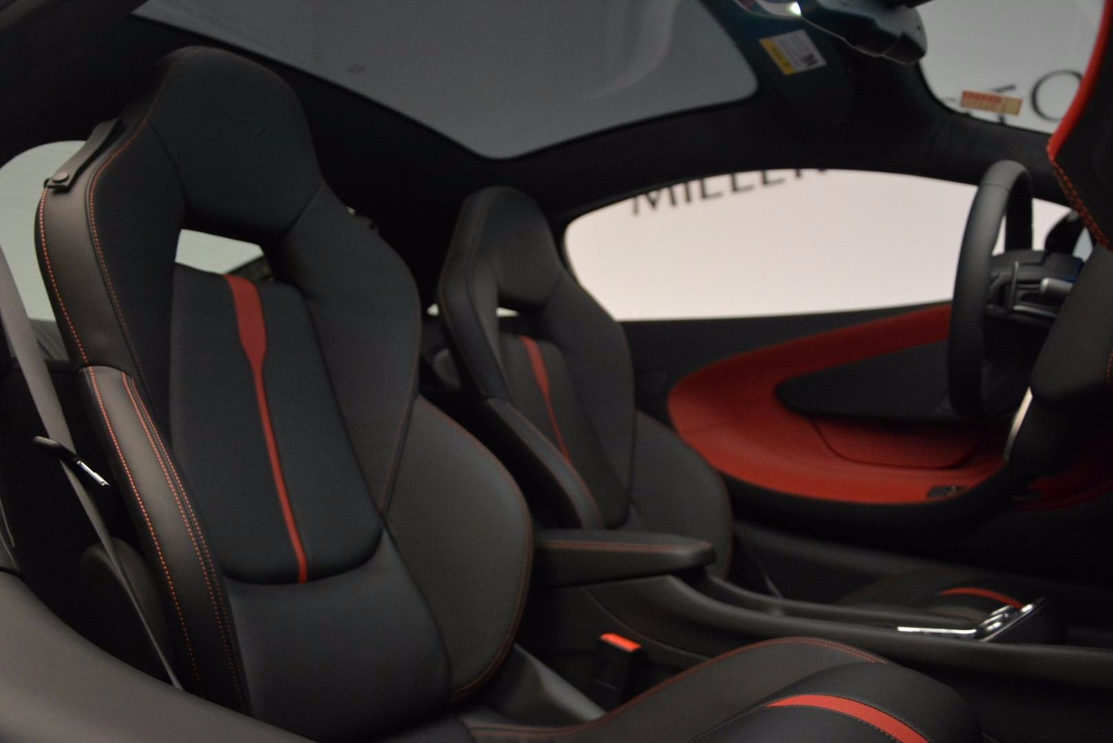 Used 2017 McLaren 570GT  For Sale In Westport, CT 1055_p21