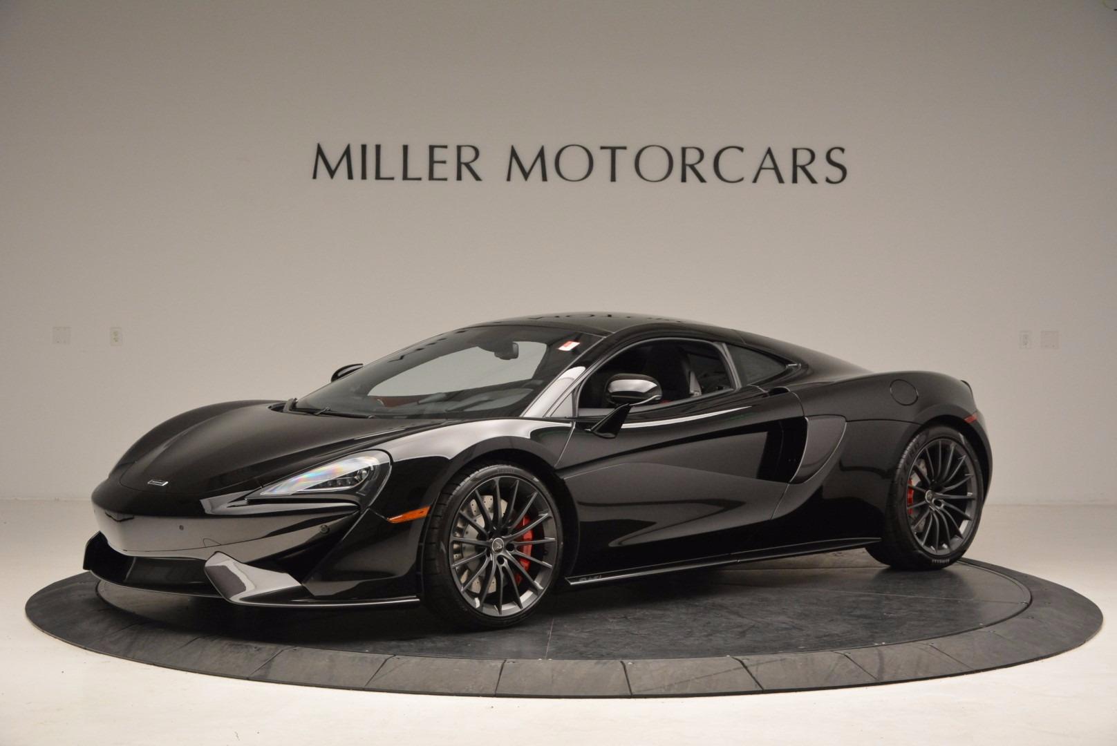 Used 2017 McLaren 570GT  For Sale In Westport, CT 1055_p2