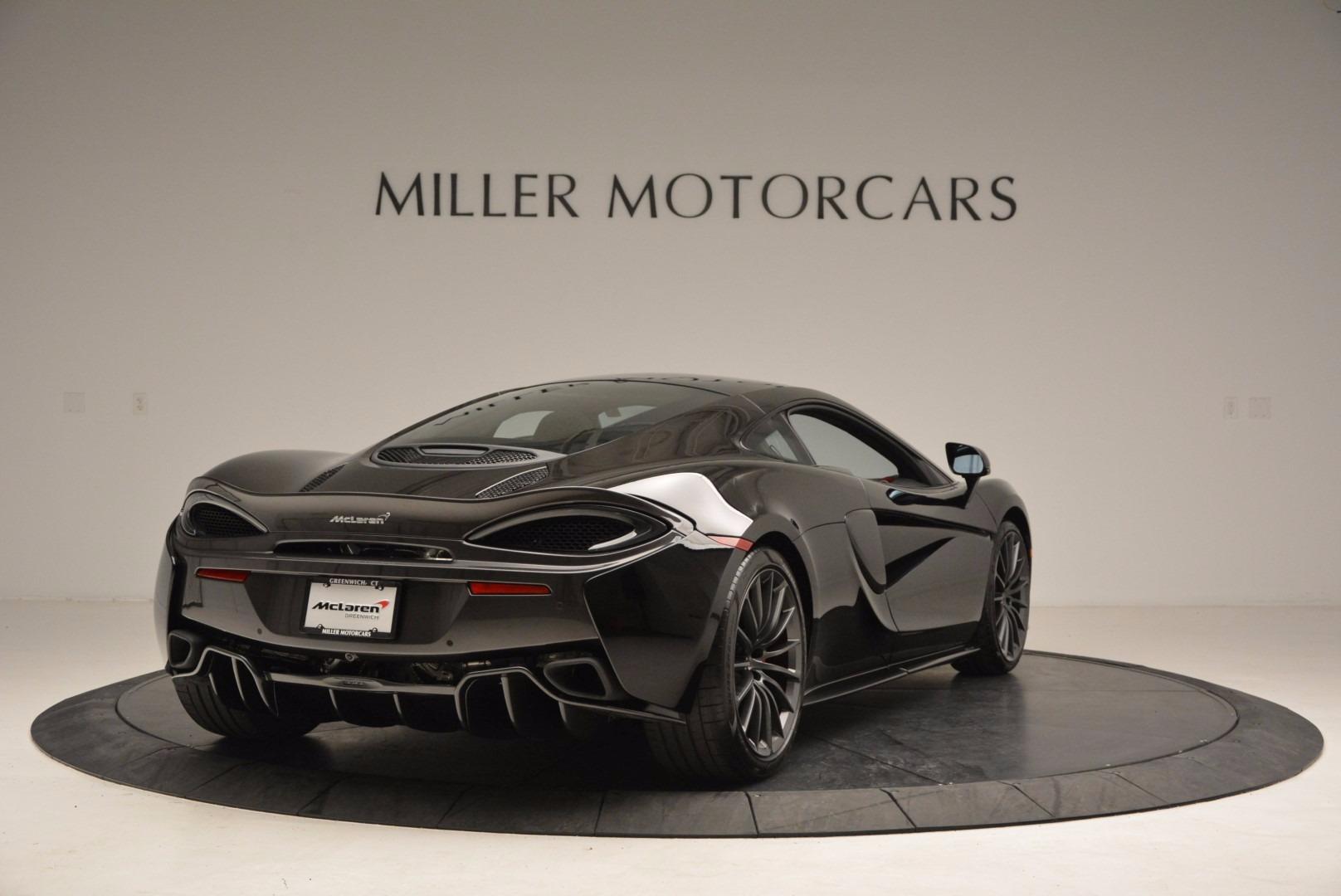 Used 2017 McLaren 570GT  For Sale In Westport, CT 1055_p7