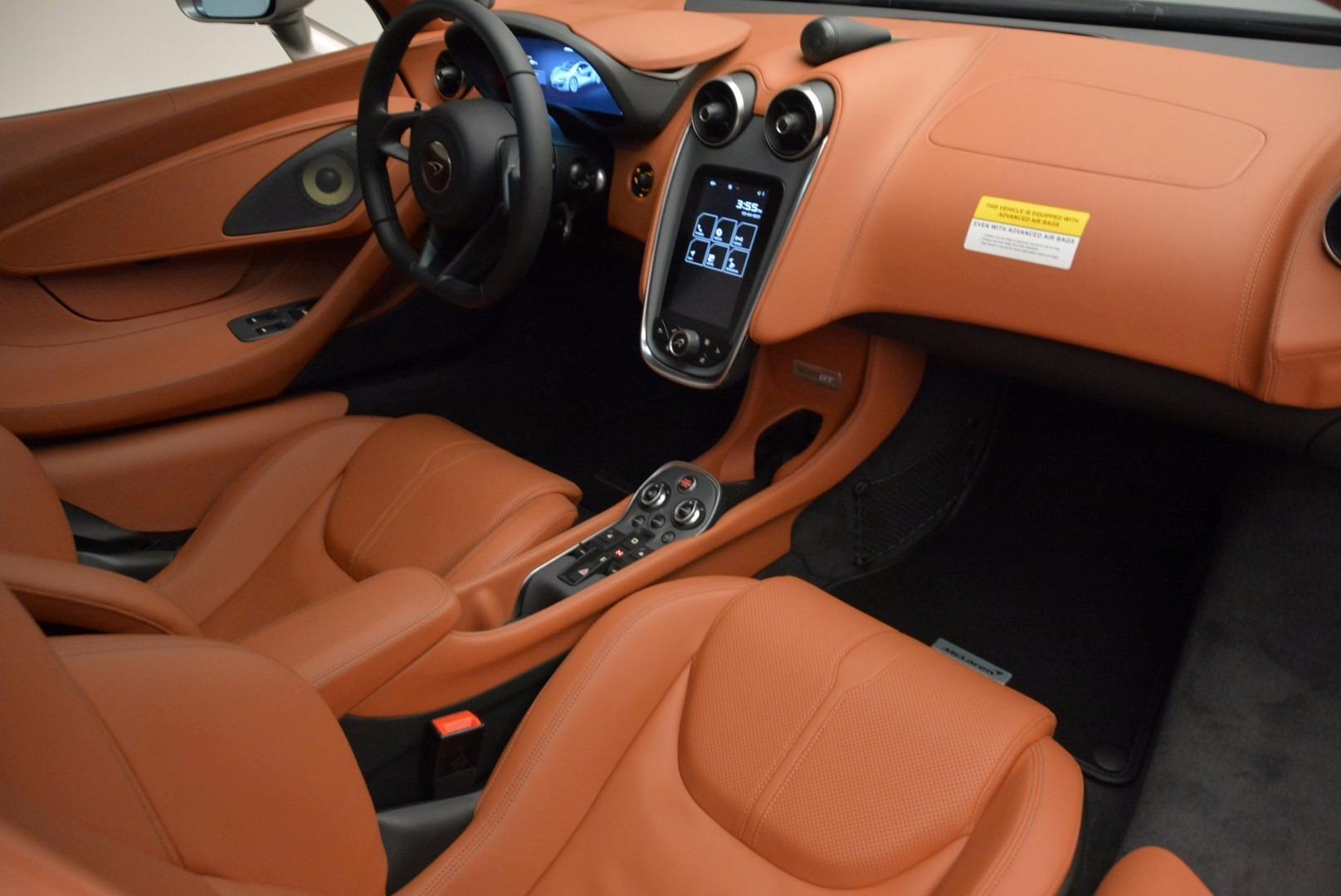 Used 2017 McLaren 570GT  For Sale In Westport, CT 1056_p18