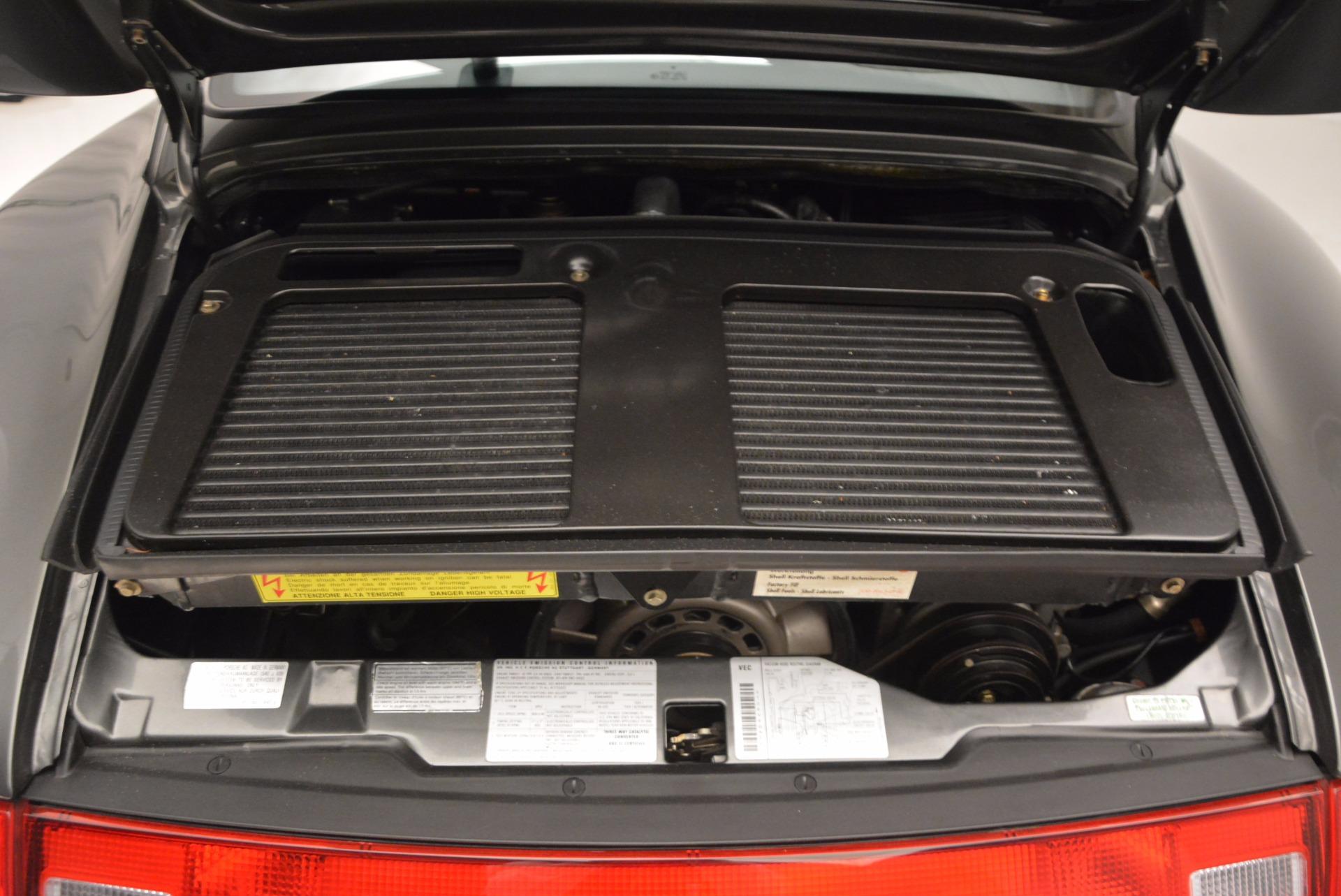 Used 1996 Porsche 911 Turbo For Sale In Westport, CT 1058_p13