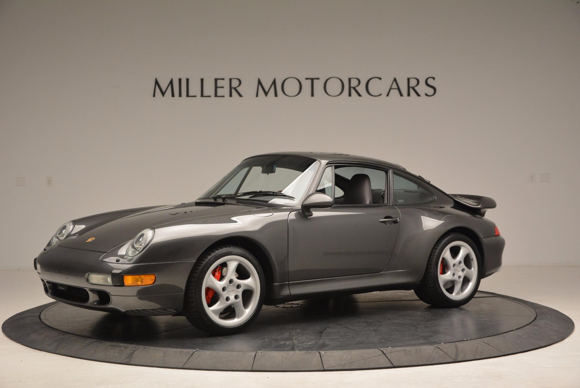 Used 1996 Porsche 911 Turbo For Sale In Westport, CT 1058_p2